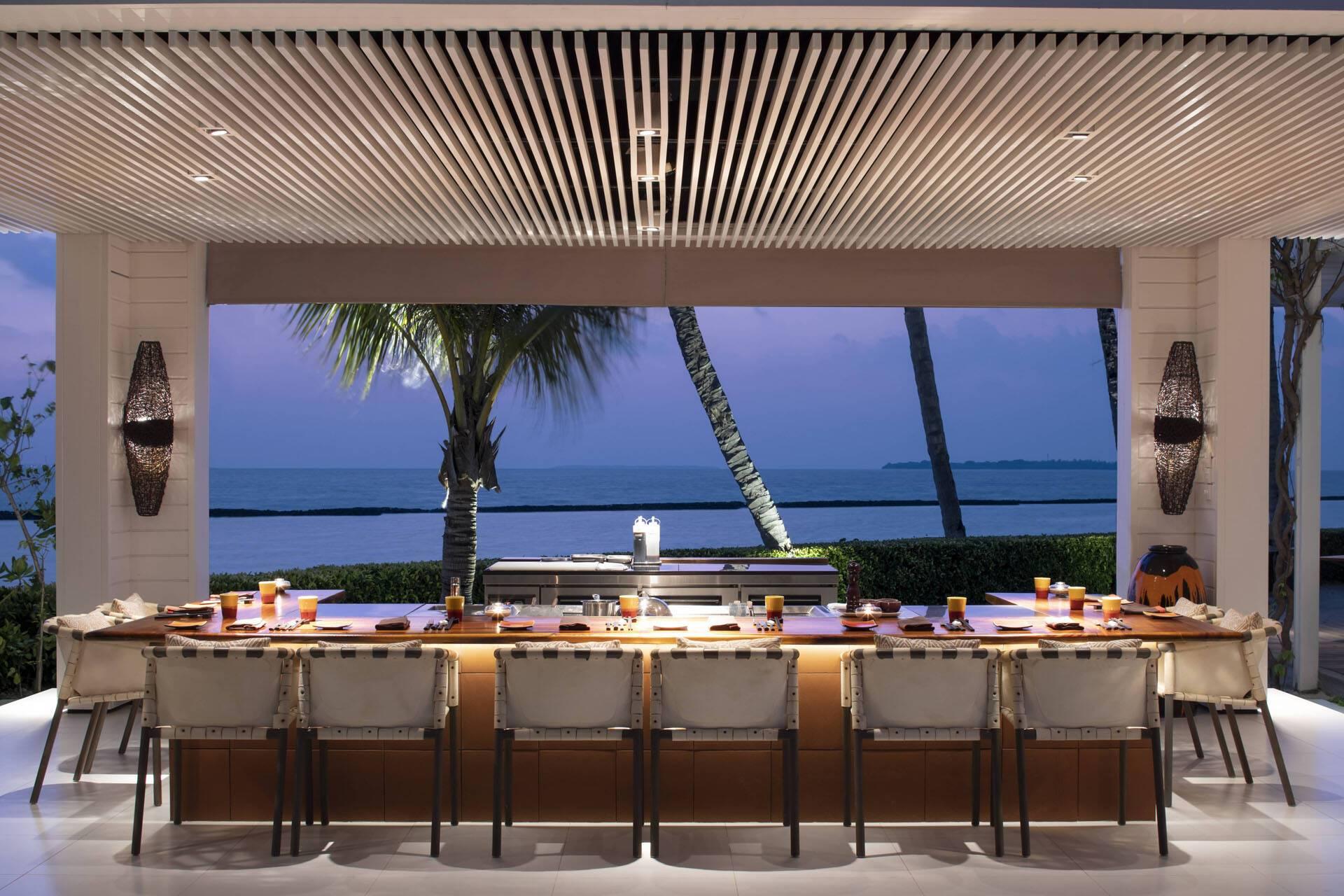 Cheval Blanc Randheli Maldives Diptyque Restaurant S Candito