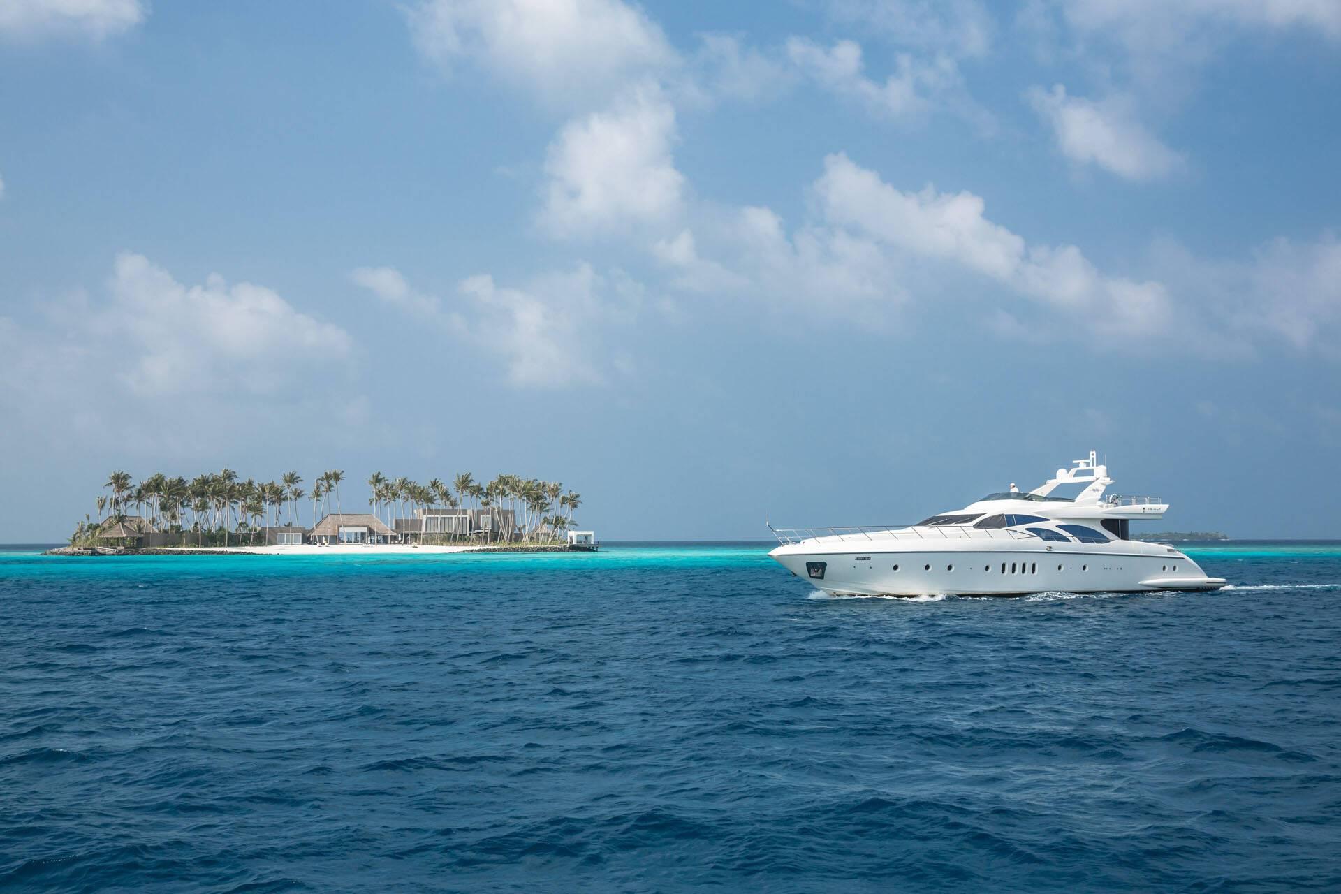 Cheval Blanc Randheli Maldives Private Island