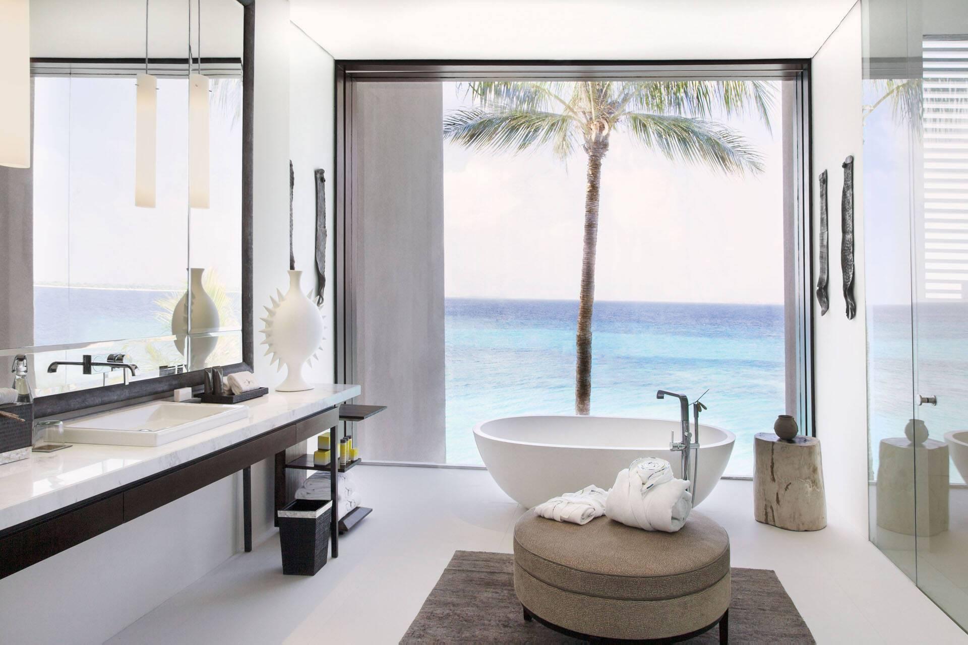 Cheval Blanc Randheli Maldives Private Island Salle Bains P Parinejad