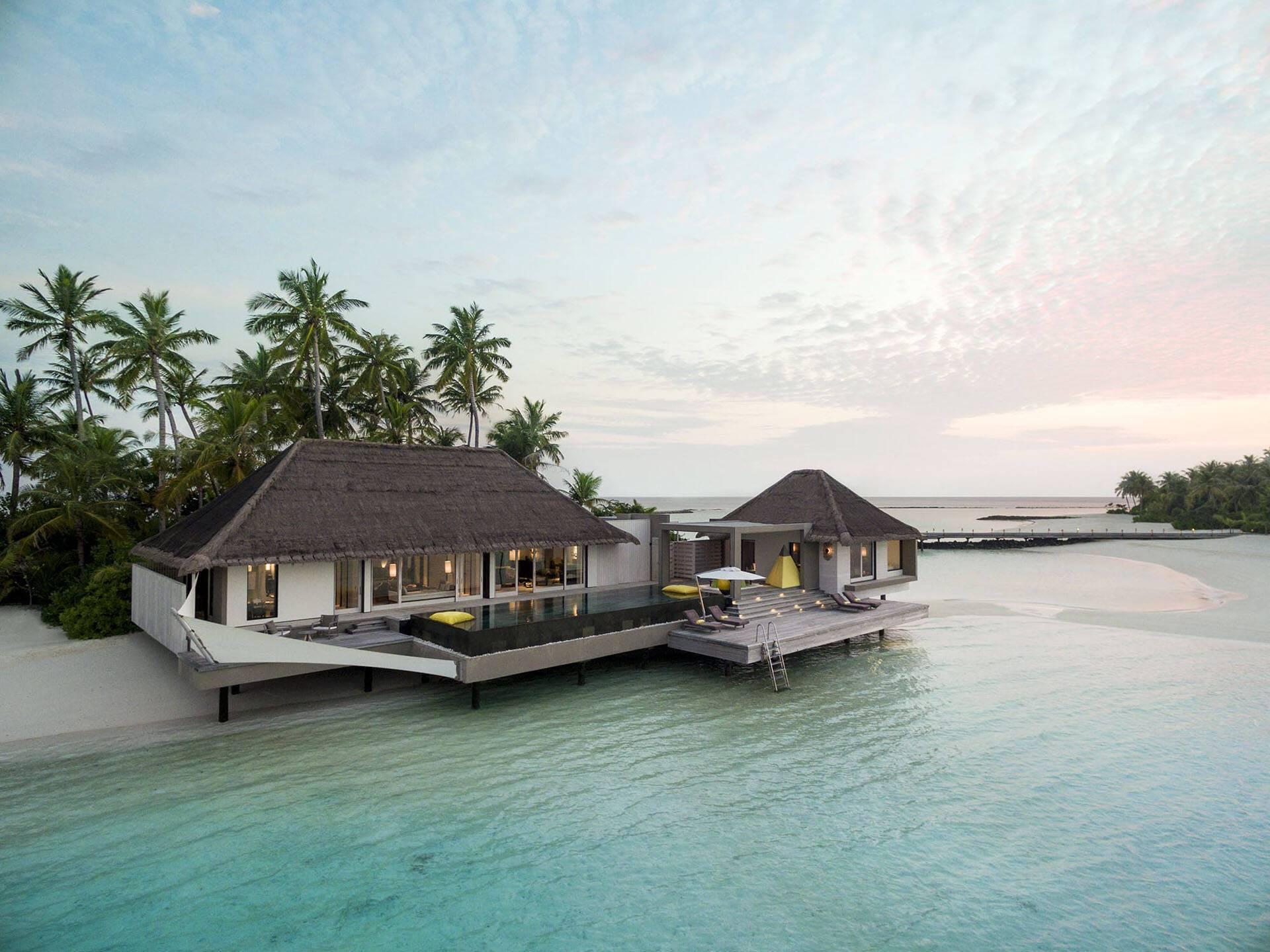 Cheval Blanc Randheli Maldives Villa Lagon