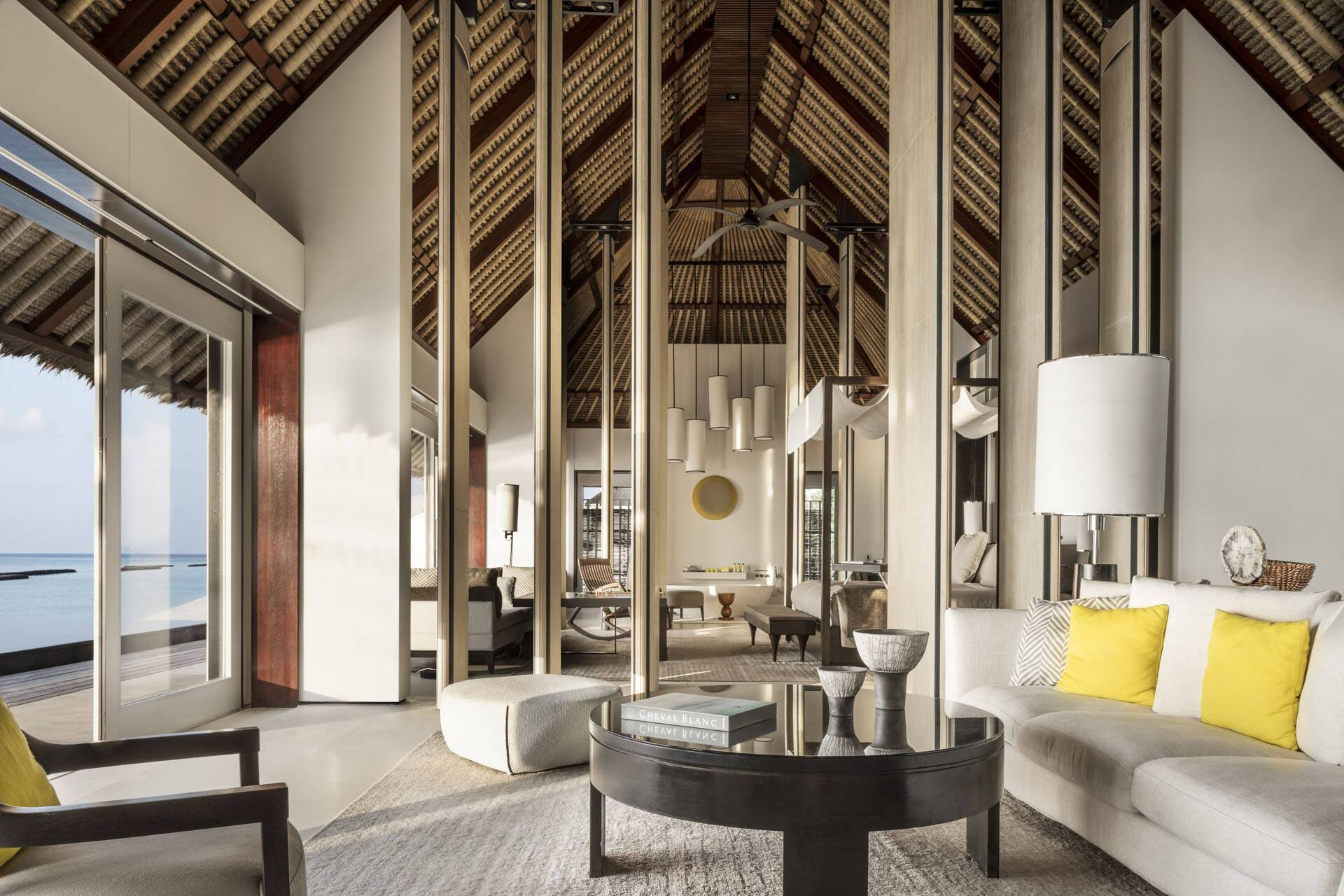 Cheval Blanc Randheli Maldives Water Villa S Candito