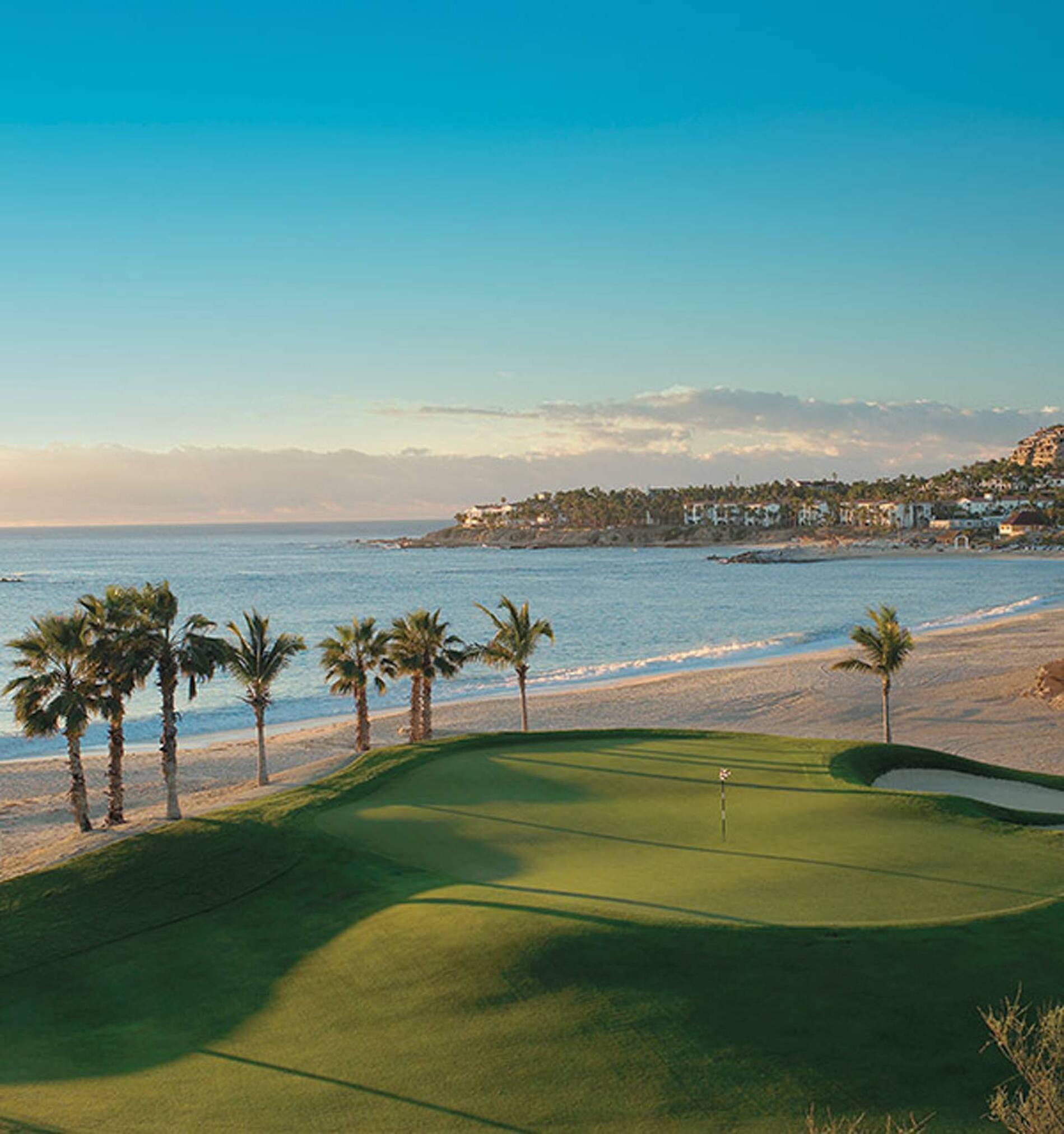 OneAndOnly Palmilla LosCabos Mexique JackNicklaus GolfCourse
