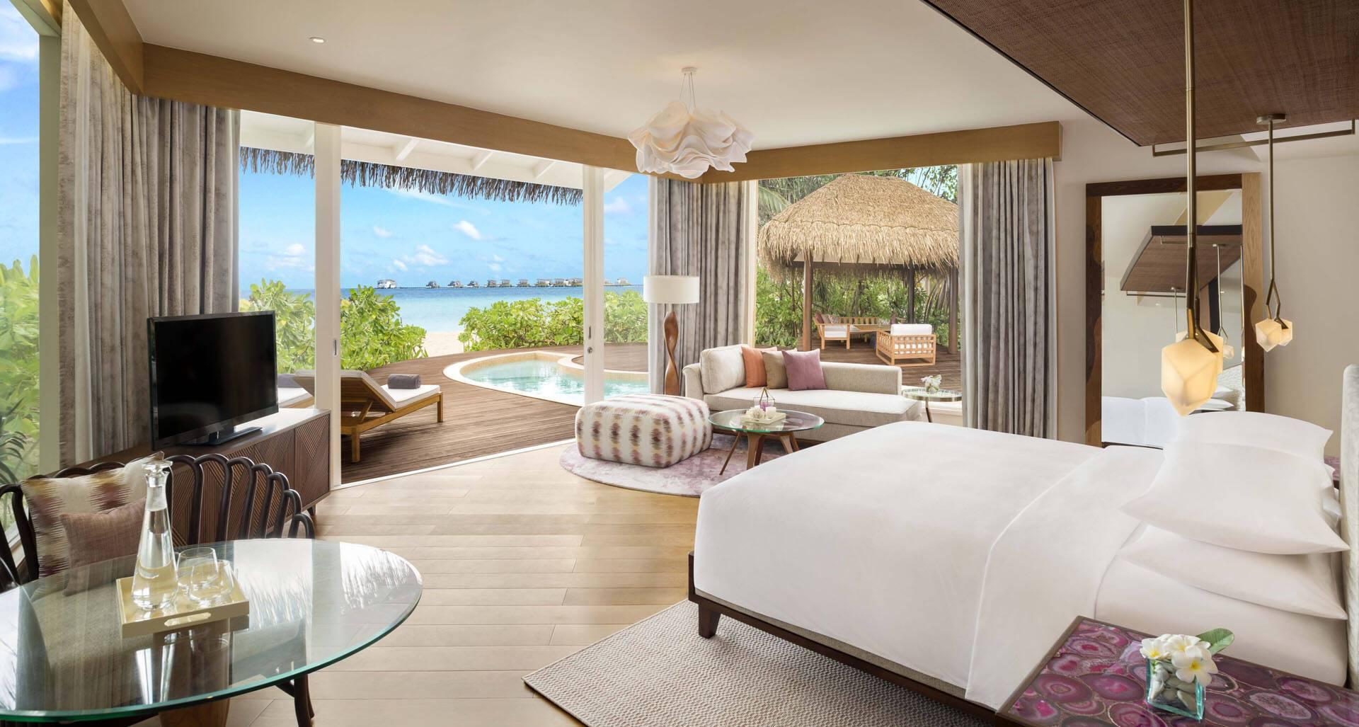 JW Marriott Maldives DuplexBeachPoolVilla