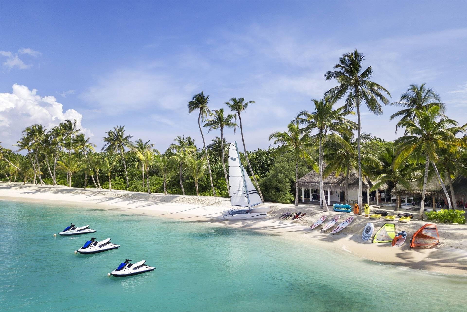 JW Marriott Maldives Water Sport