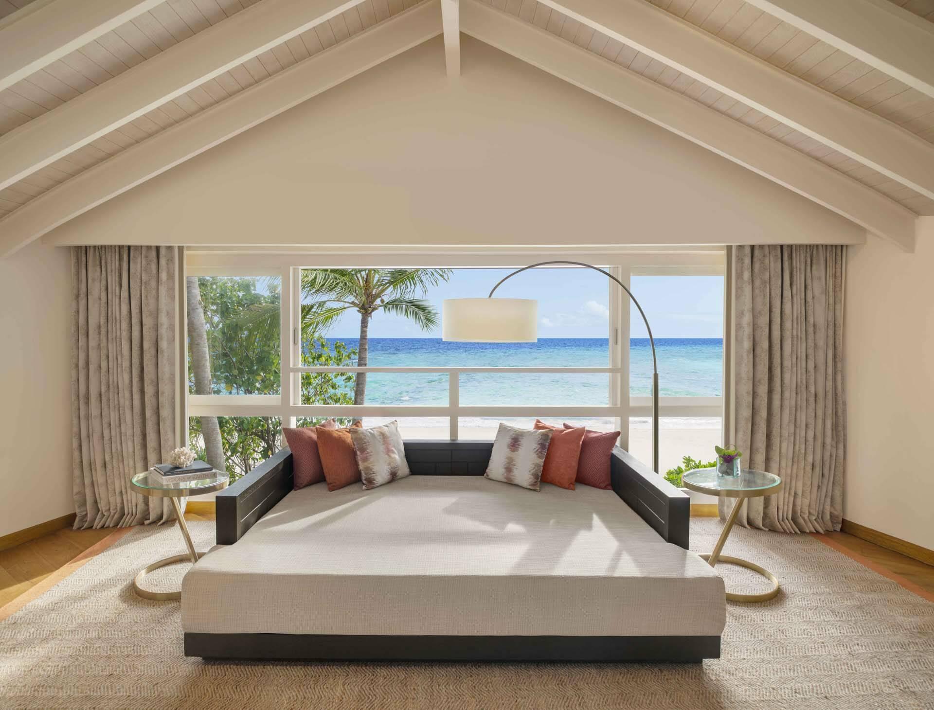 JW Marriott Maldives lounge