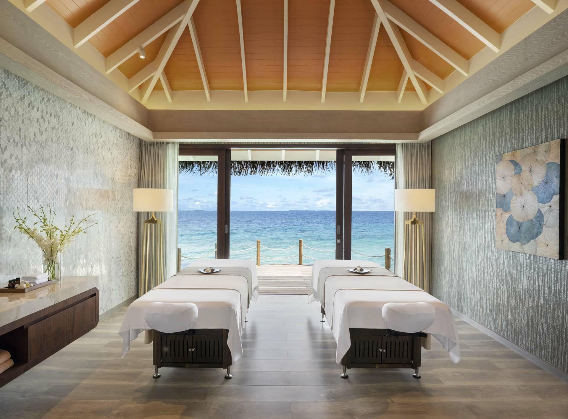 JW Marriott Maldives spa