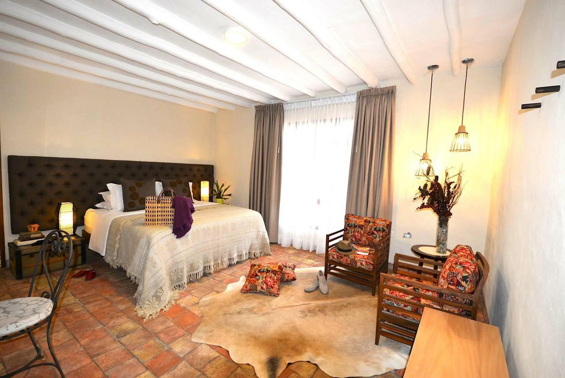 Casa Terra Villa Leyva Chambre