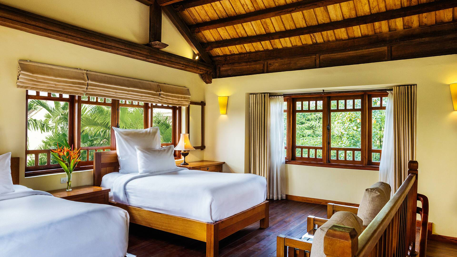 Vietnam Emeralda Resort Chambre Ninh Binh