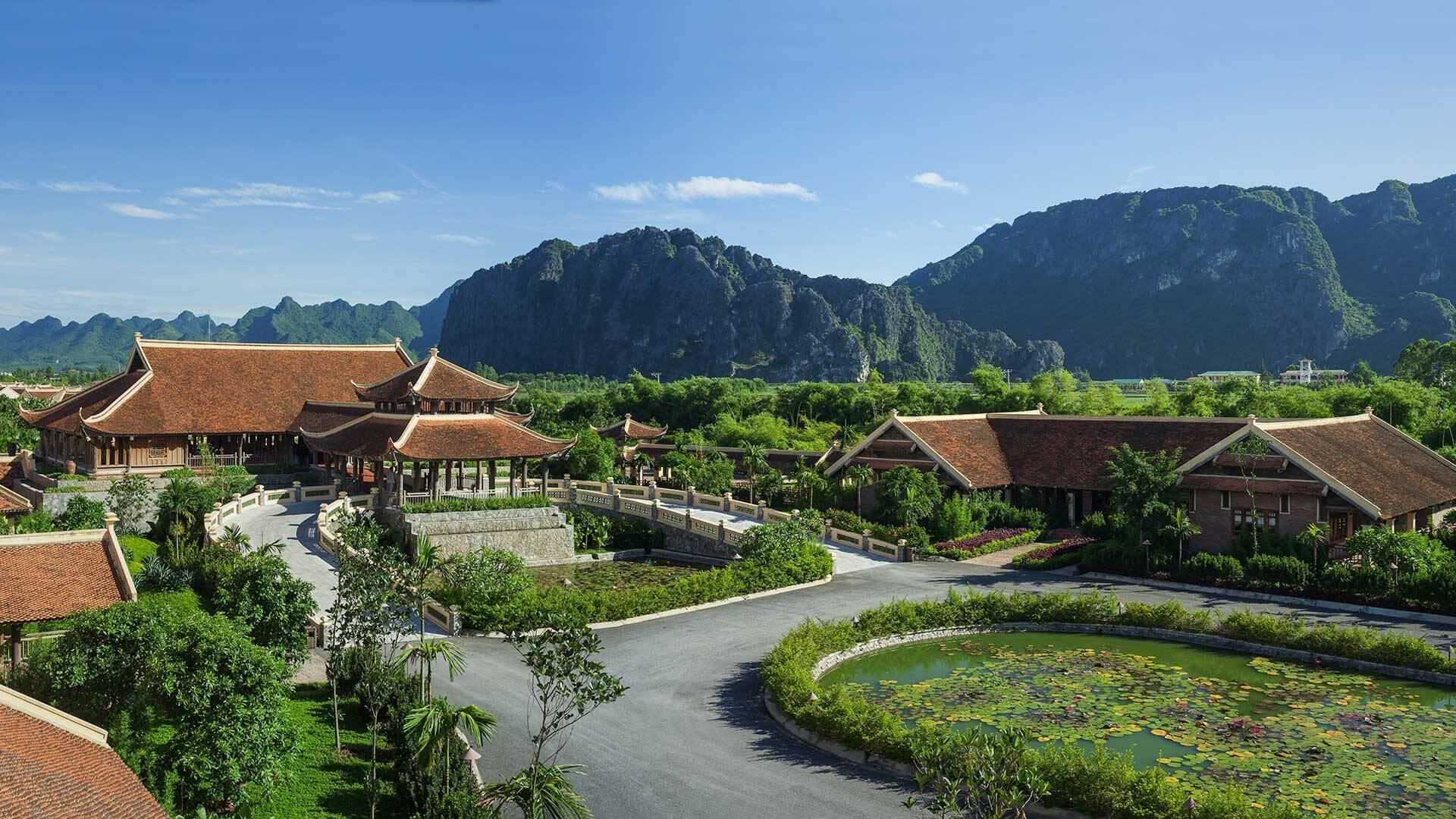 Vietnam Emeralda Resort Vue Ninh Binh