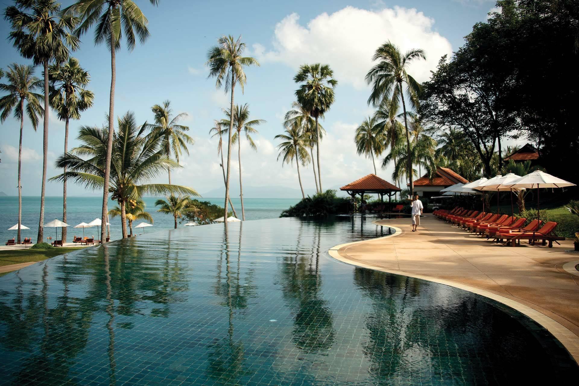 Thailande Koh Samui Napasai Piscine2