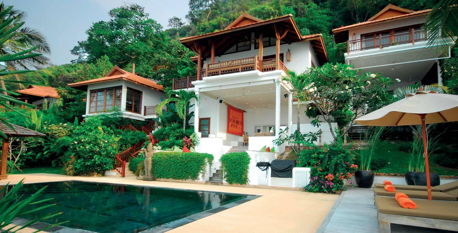 Thailande Koh Samui Napasai Villa