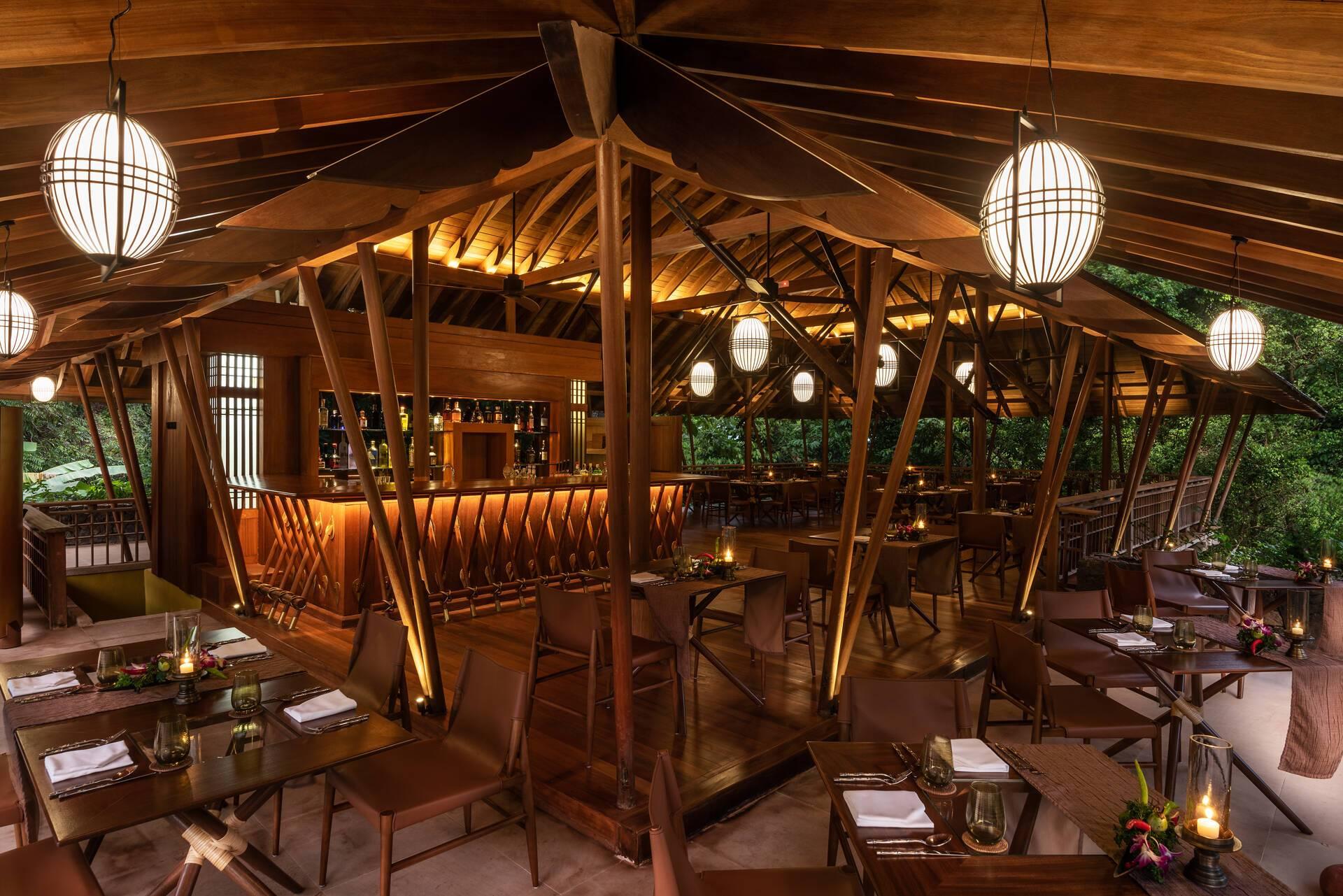 Datai Langkawi Malaisie The Pavilion