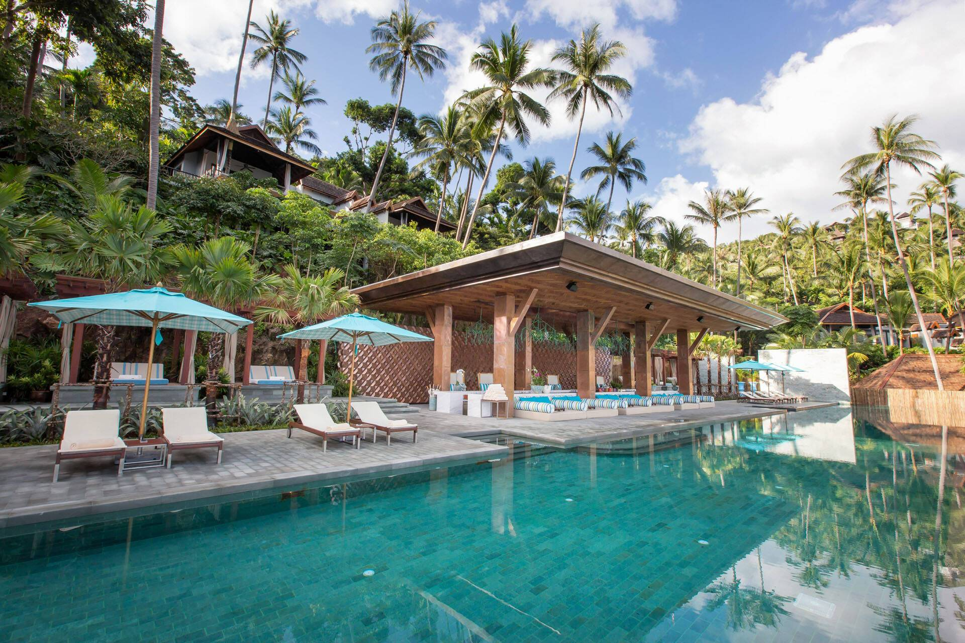Four Seasons Koh Samui Piscine Wellness
