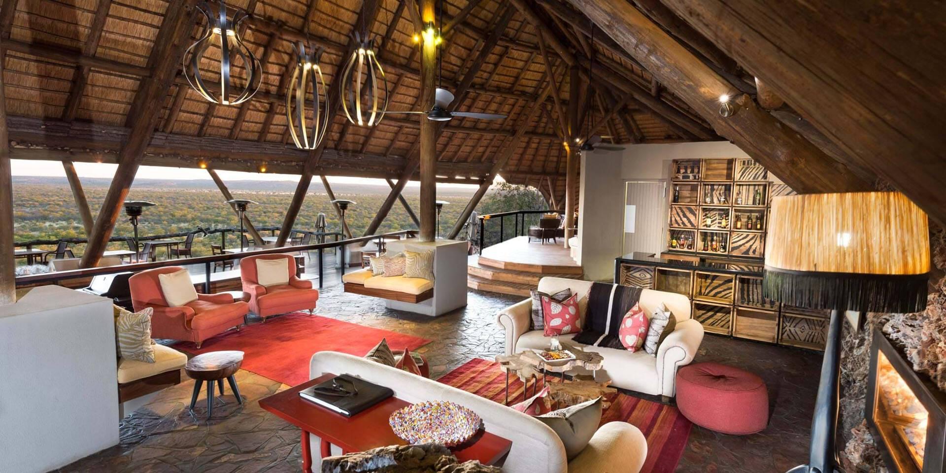 Namibie Ongava Lodge