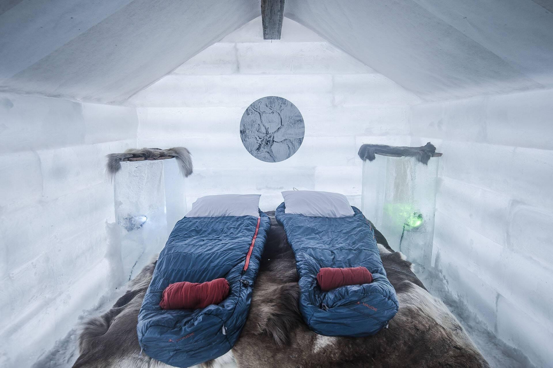 Apukka Resort Laponie Igloo