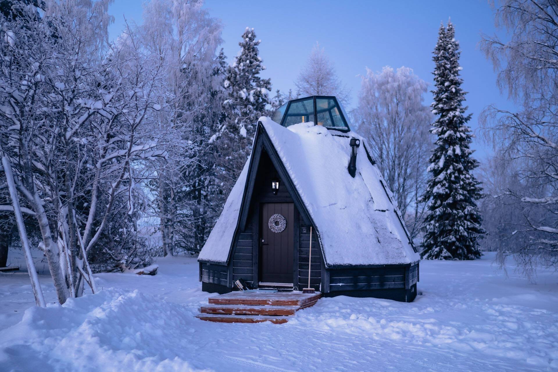 Apukka Resort Laponie Komsio