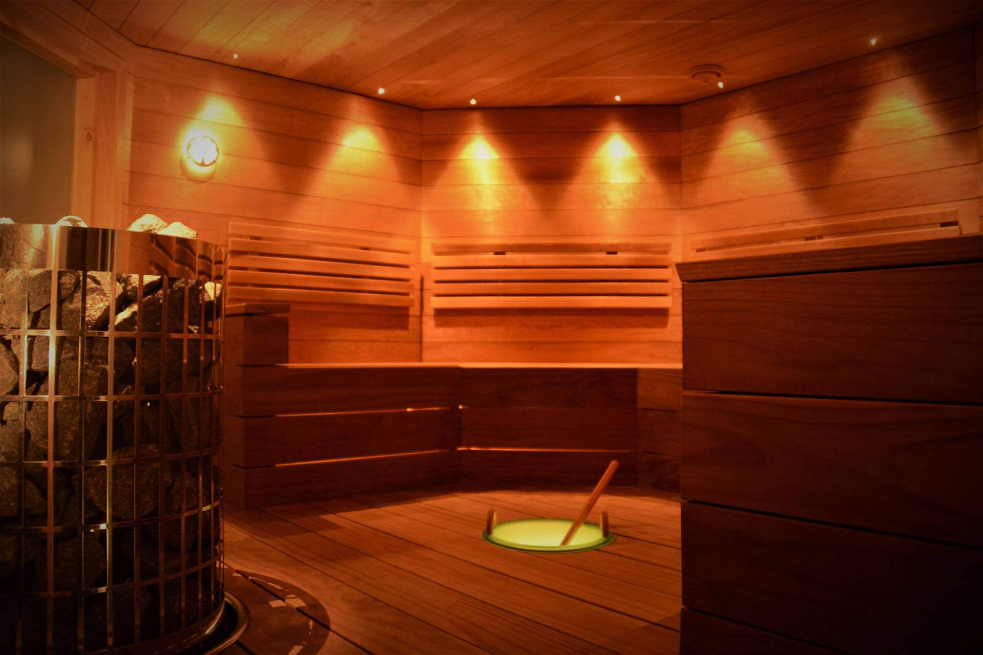 Apukka Resort Laponie Sauna