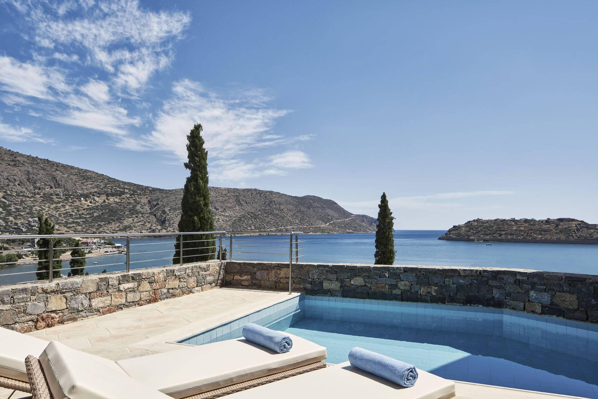 Blue Palace Crete Bungalow Superieur