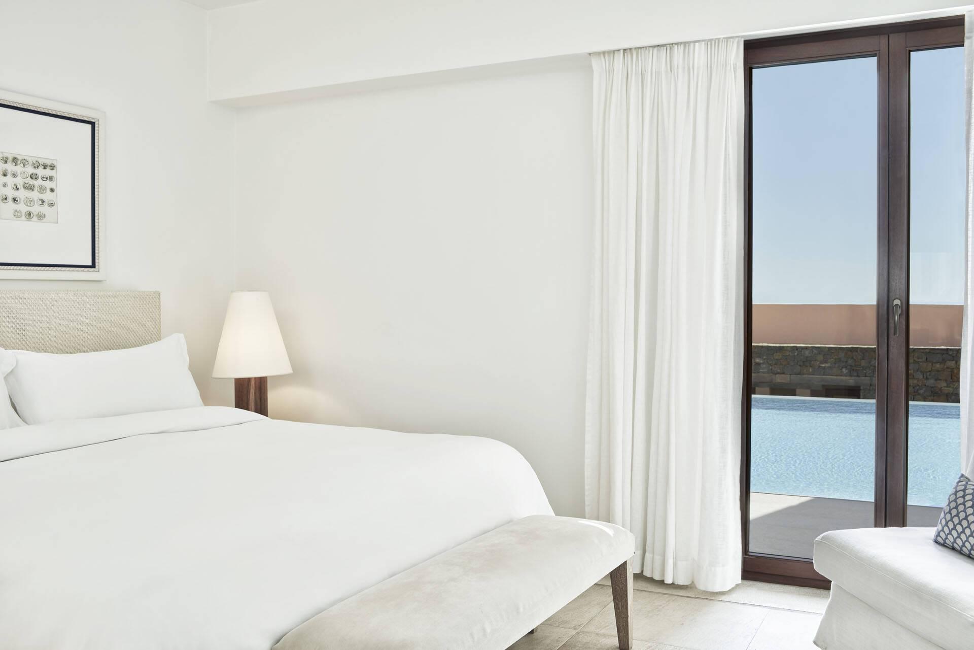 Blue Palace Crete Bungalow chambre