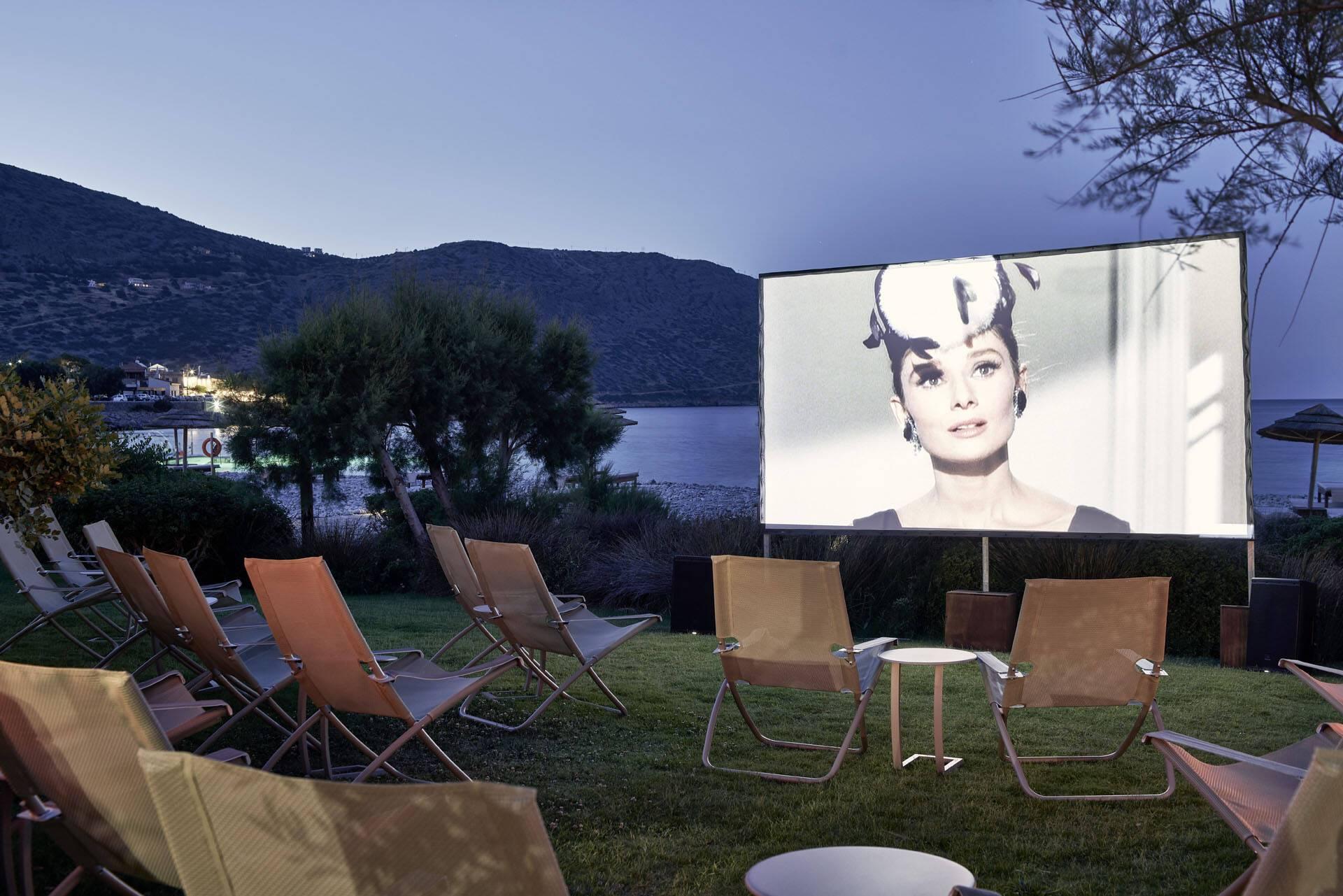 Blue Palace Crete Cinema