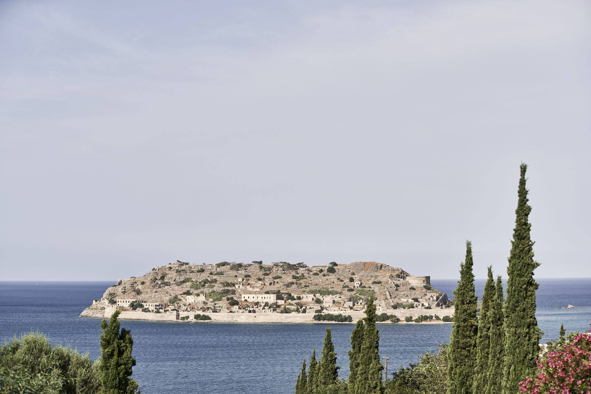 Blue Palace Crete Ile Spinalonga