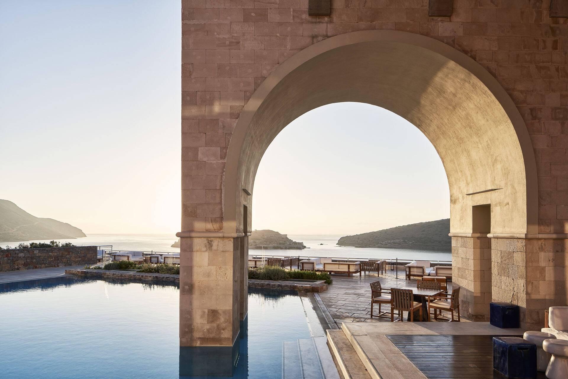 Blue Palace Crete Lounge