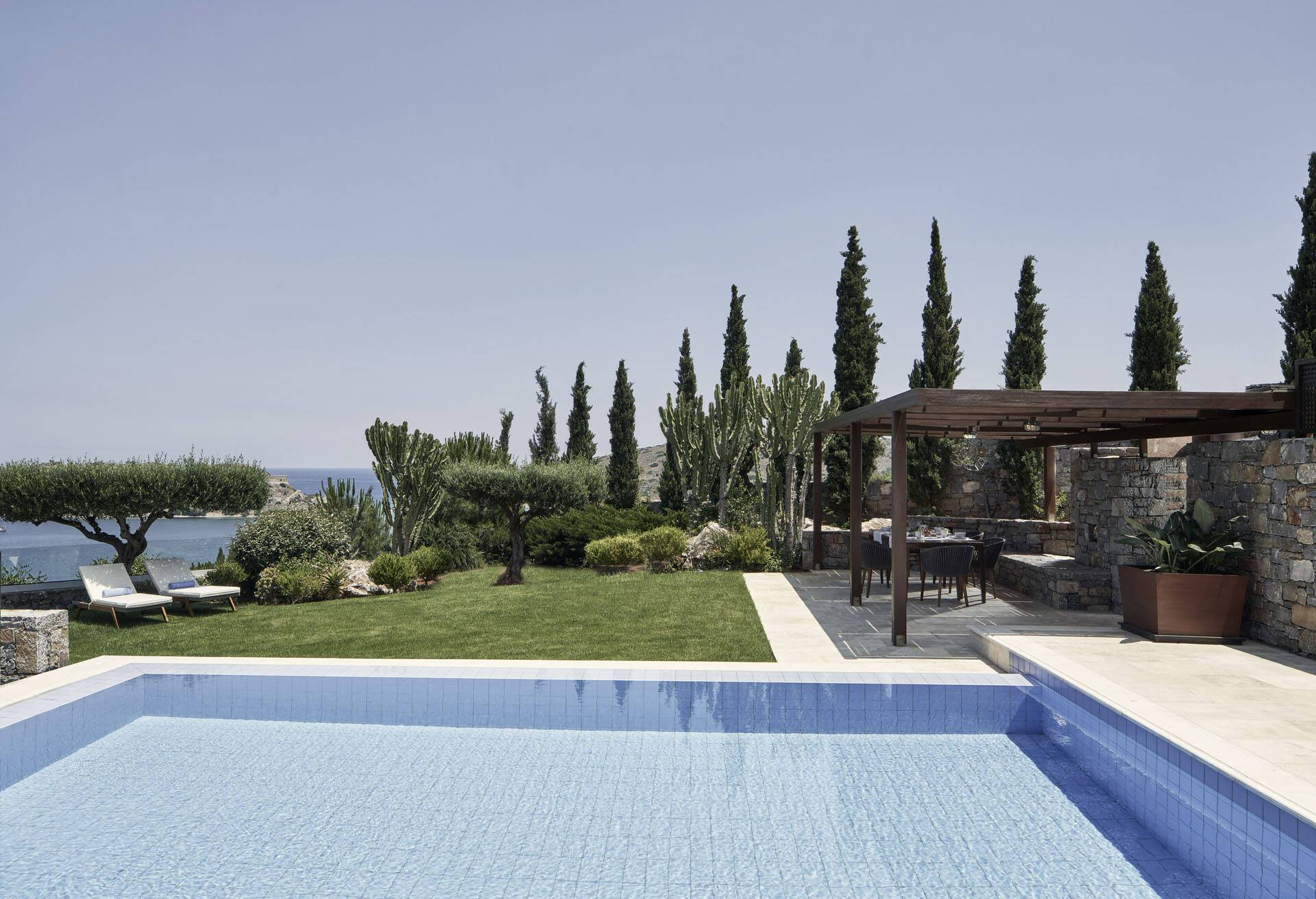 Blue Palace Crete Royal Blue Villa