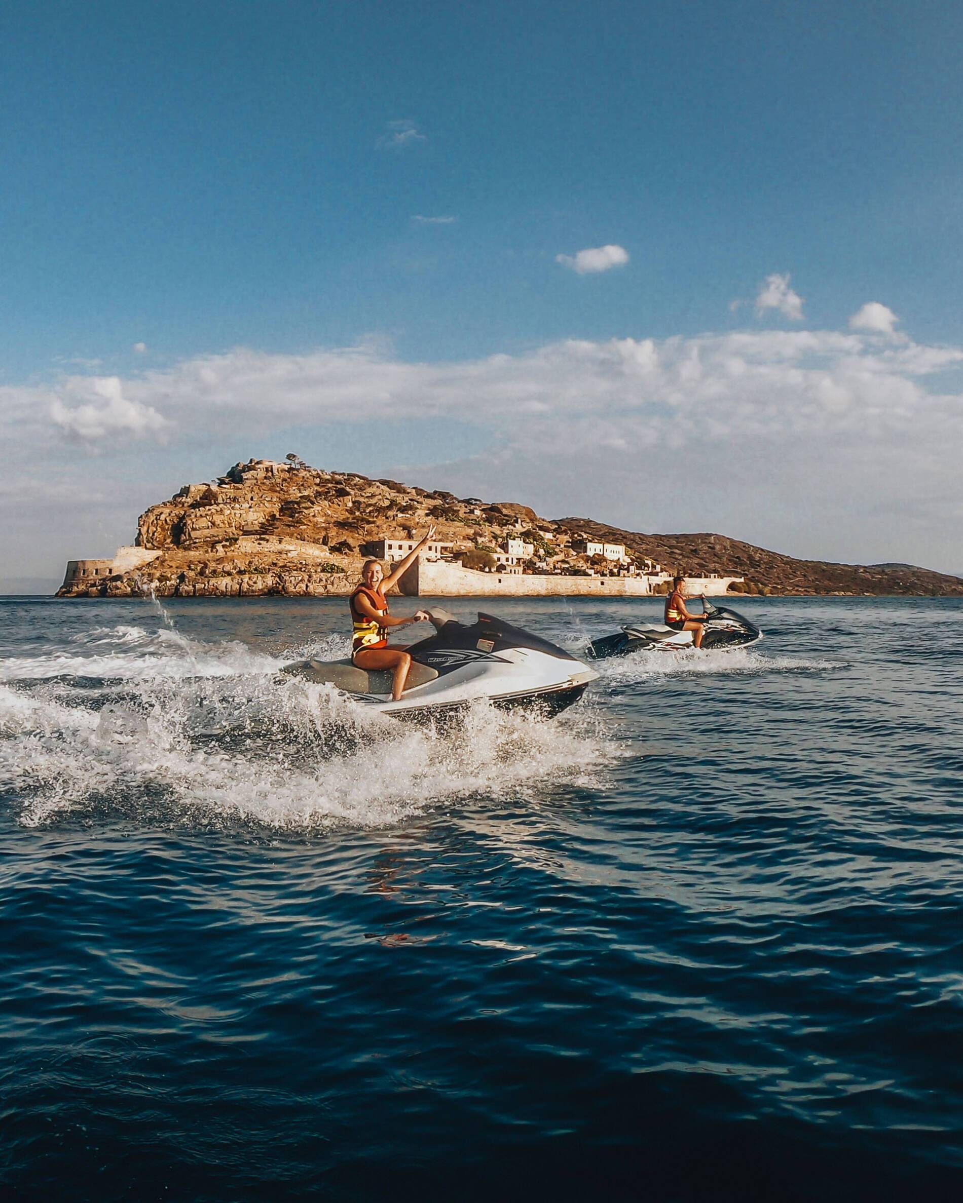 Blue Palace Crete Ski Nautique