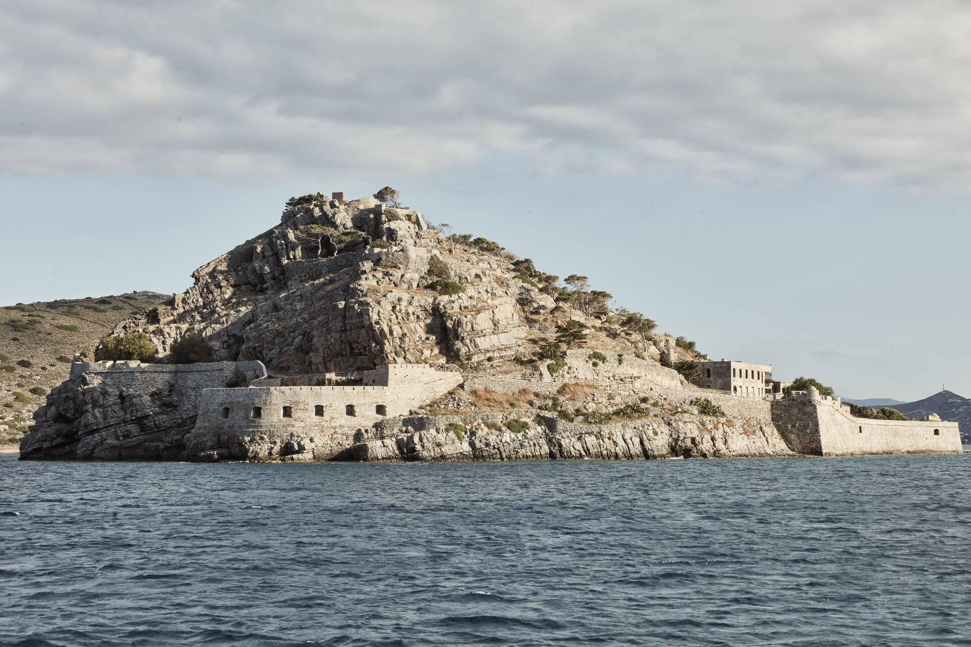 Blue Palace Crete Spinalonga