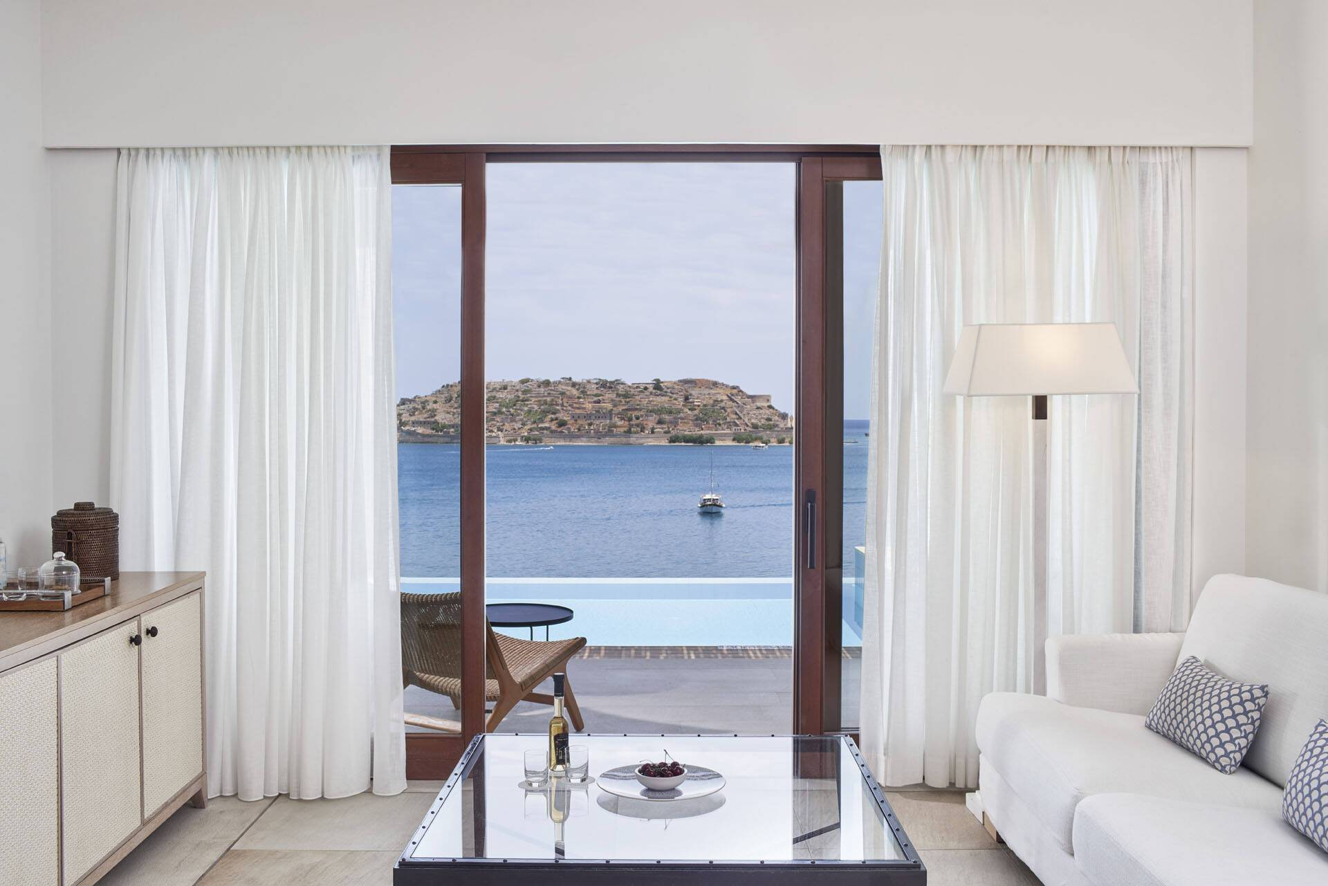 Blue Palace Crete Suite