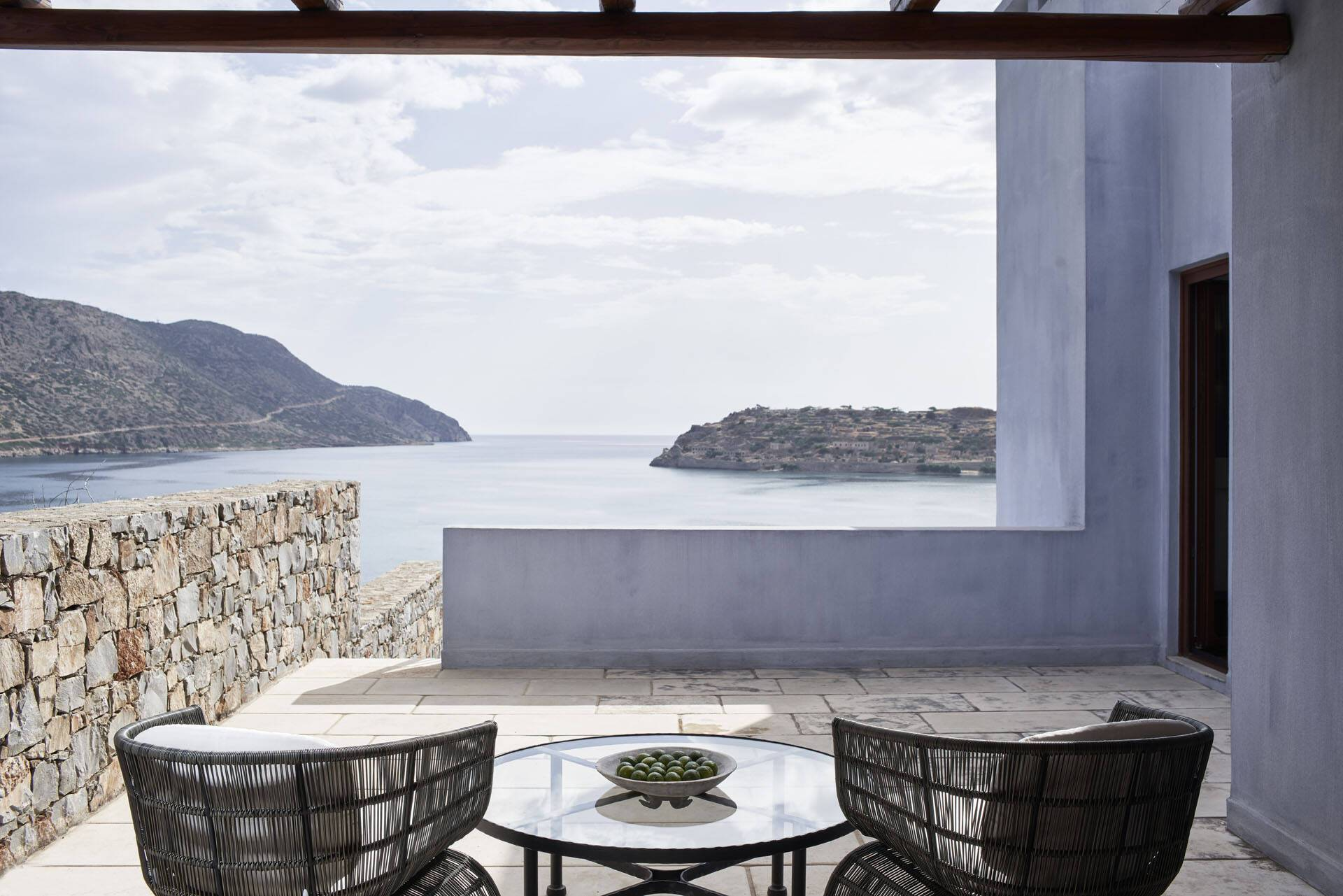 Blue Palace Crete Villa Verenda