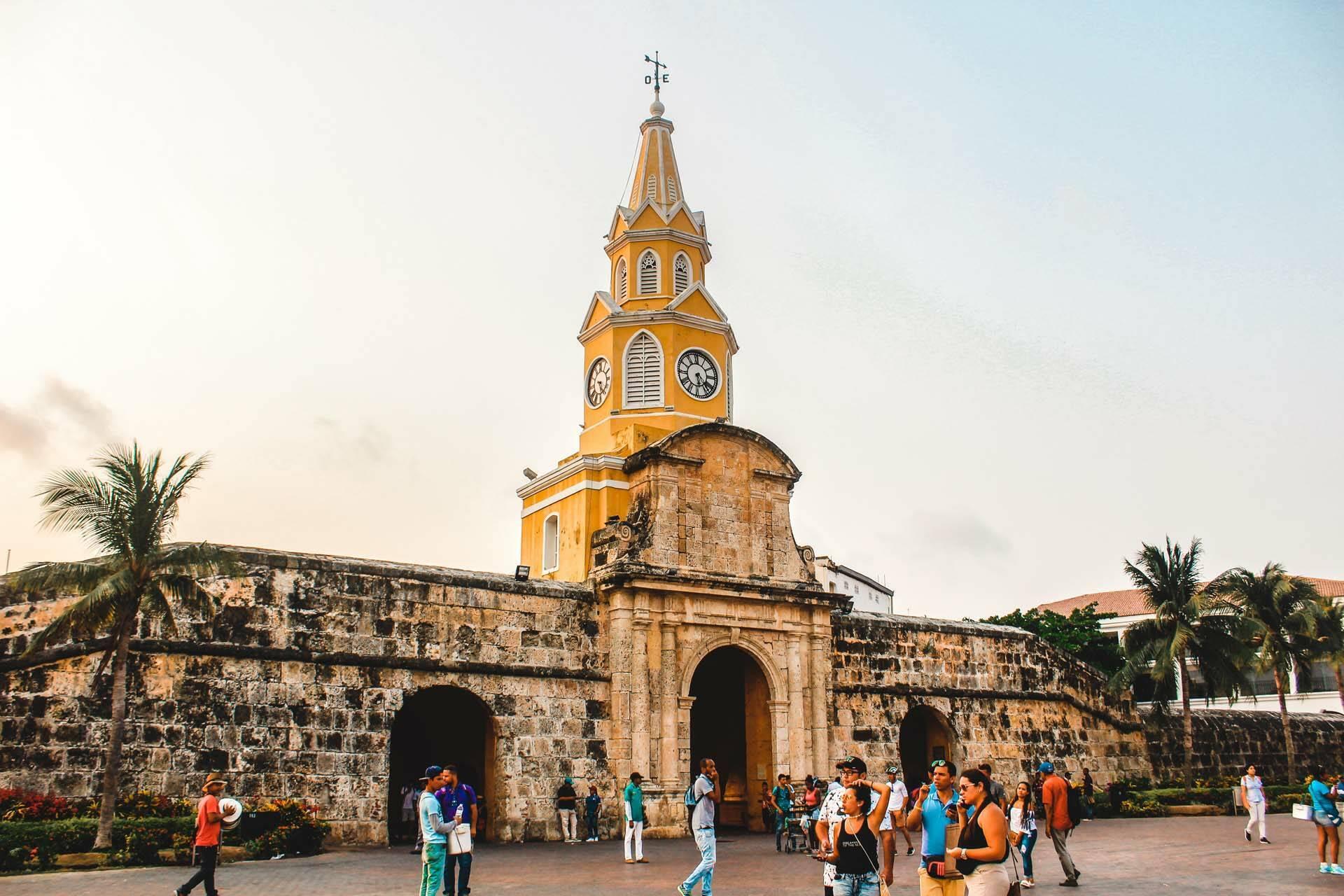 Colombie Cartagene esteban venegas