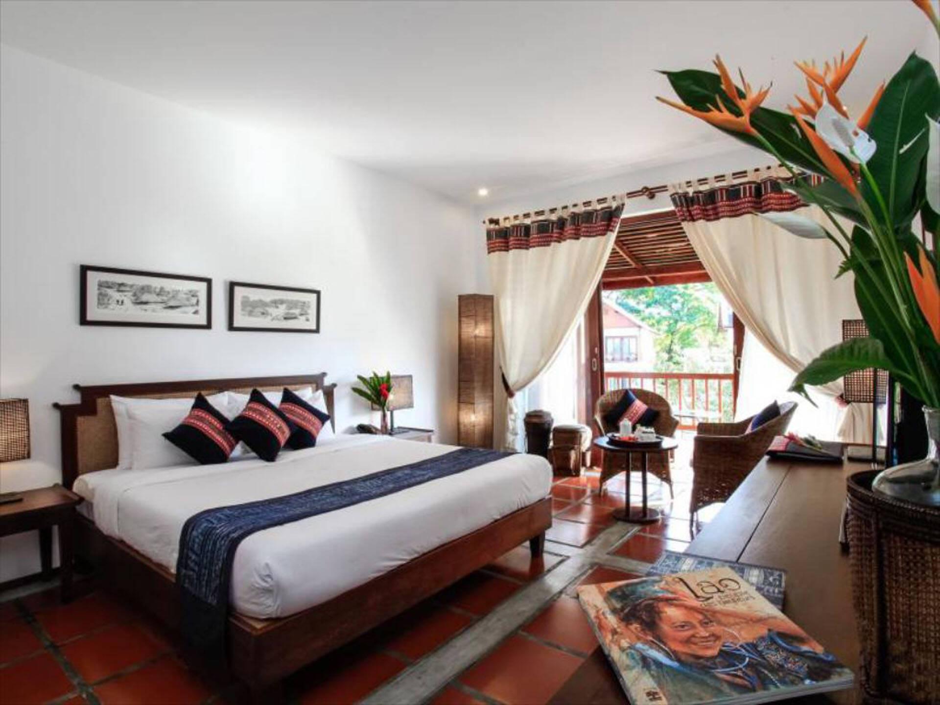 Circuit Laos Riverside Resort Vang Vieng