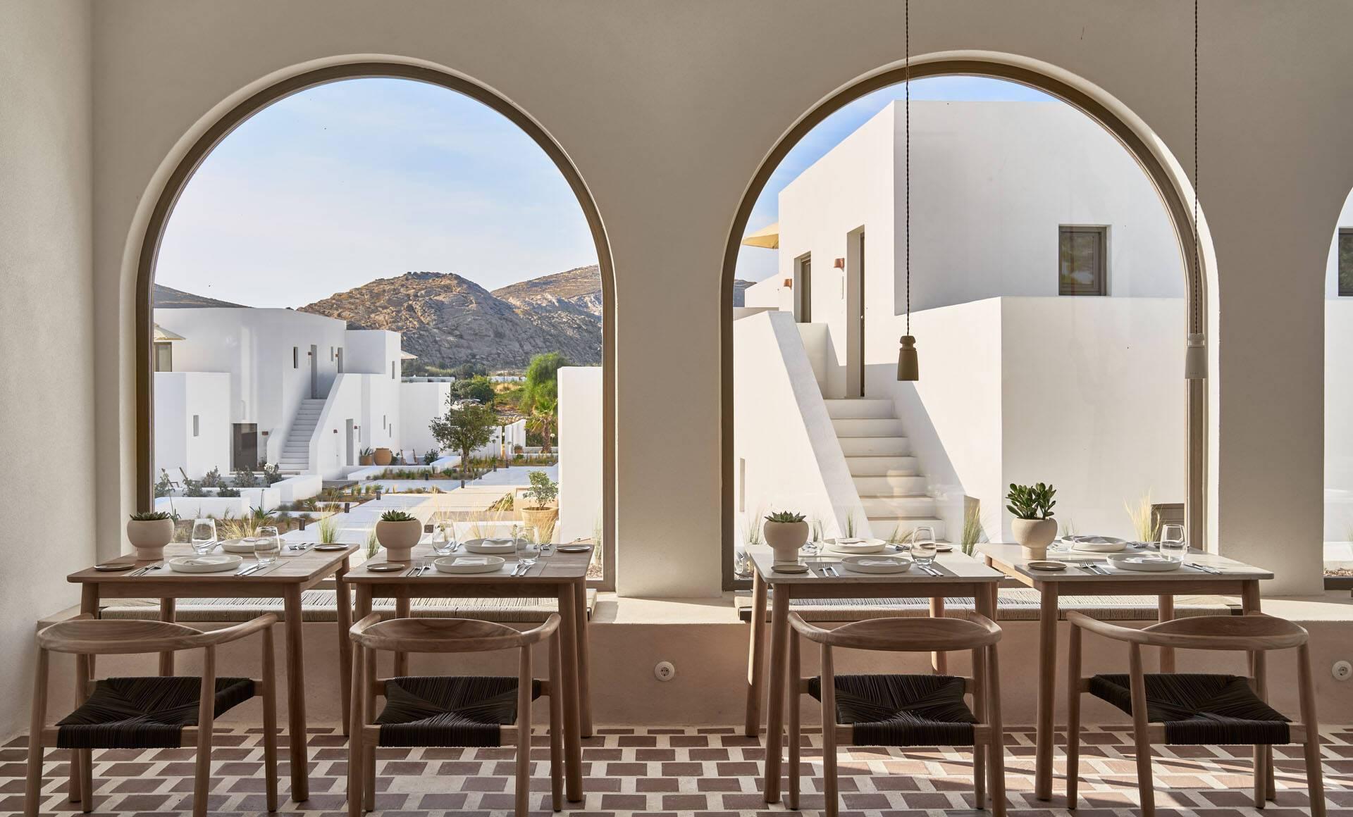 Sejour grece paros parilio mre restaurant