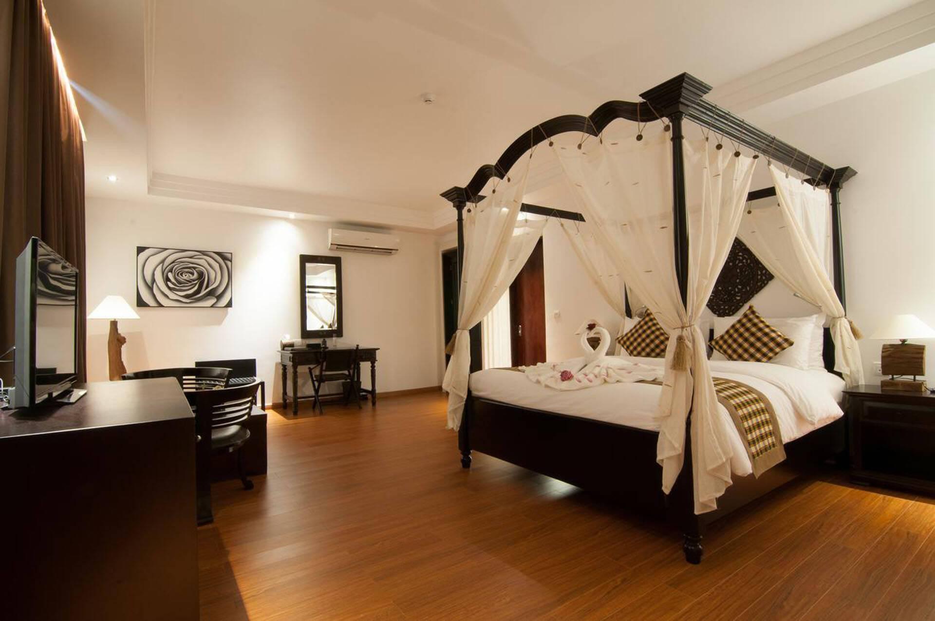 Cambodge Phnom Penh Rose Suites