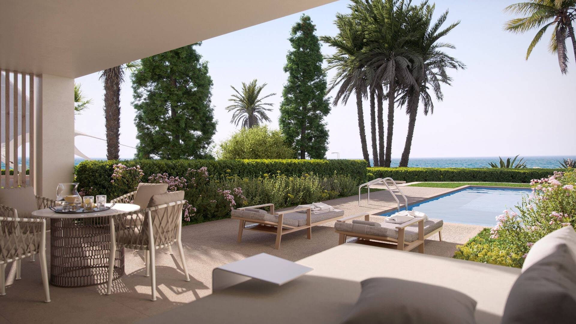 Ikos Andalousia Espagne Deluxe Suite Private Pool
