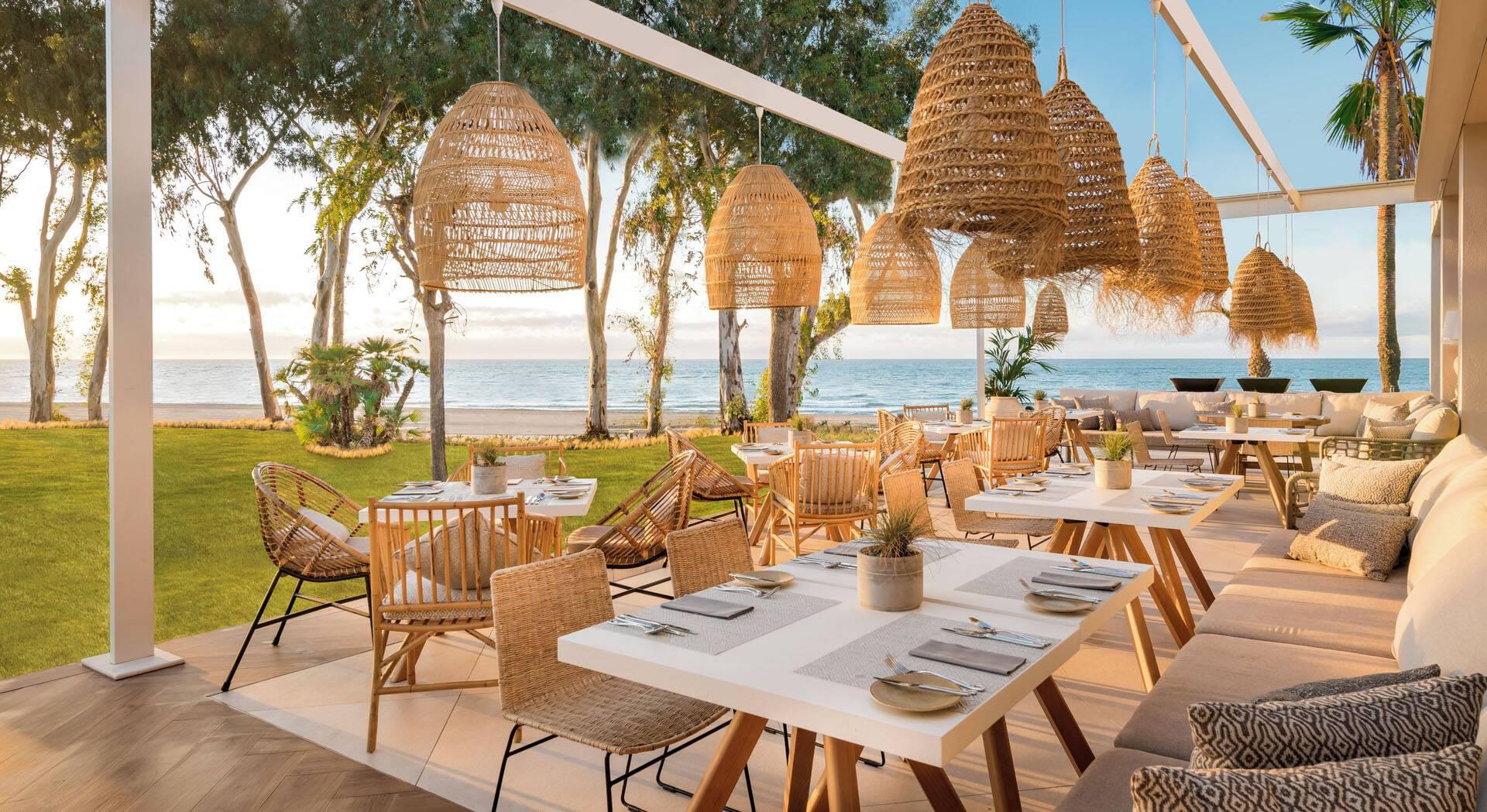 Ikos Andalusia Espagne Beach Club Restaurant