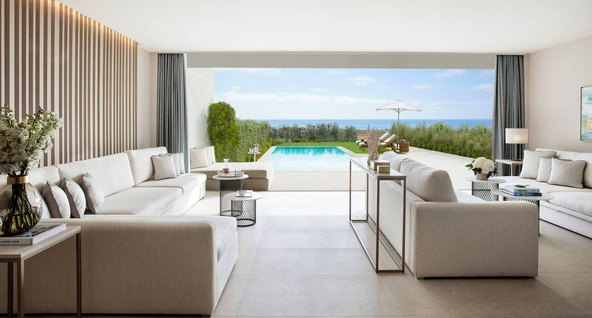 Ikos Andalusia Espagne Deluxe Two Bedroom Suite Private Pool Sea View