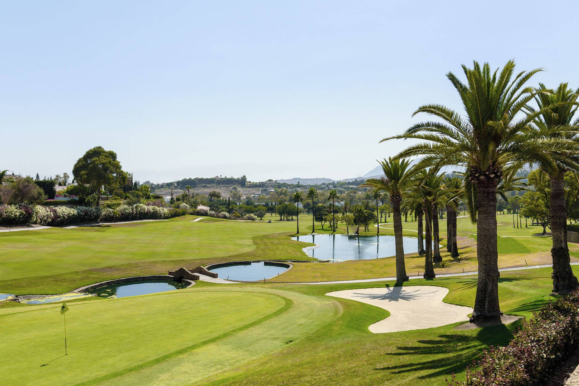 Ikos Andalusia Espagne Golf Course