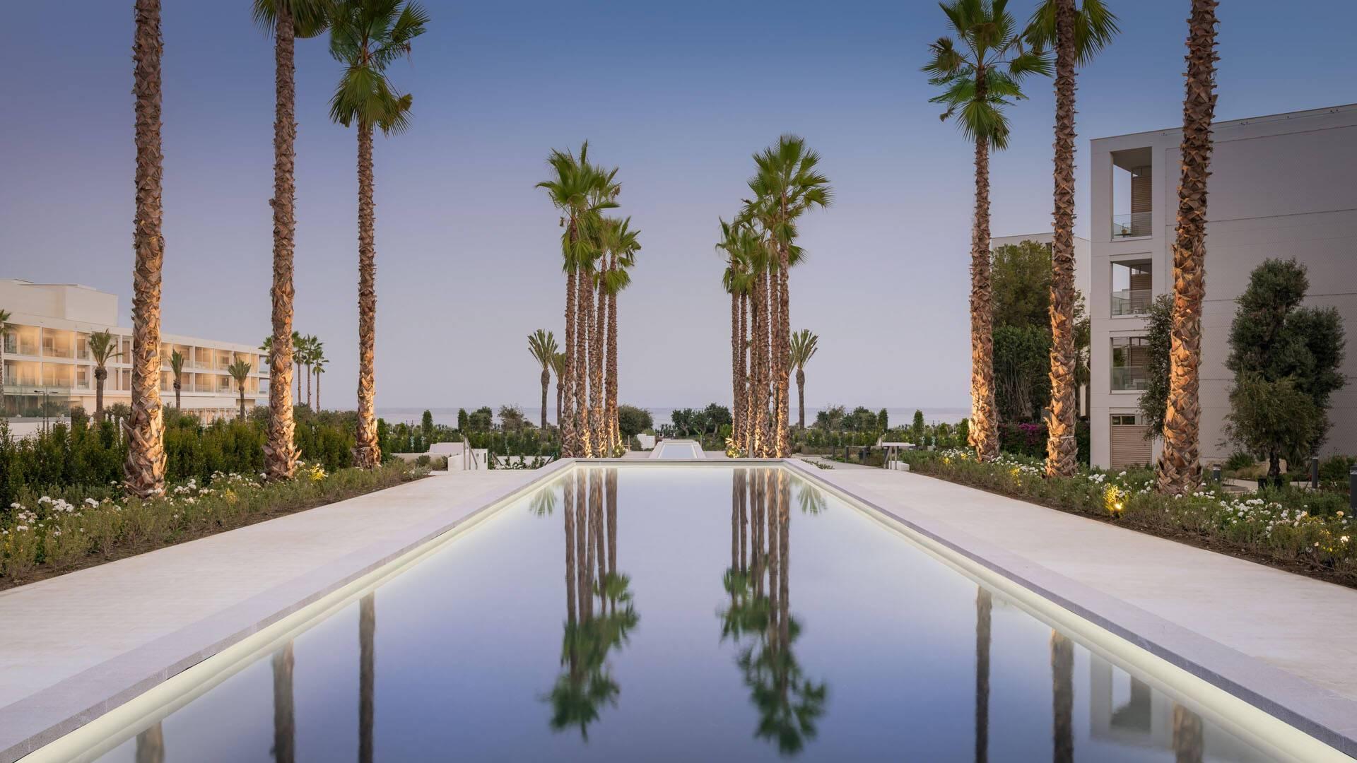 Ikos Andalusia Espagne Palm Lake Boulevard