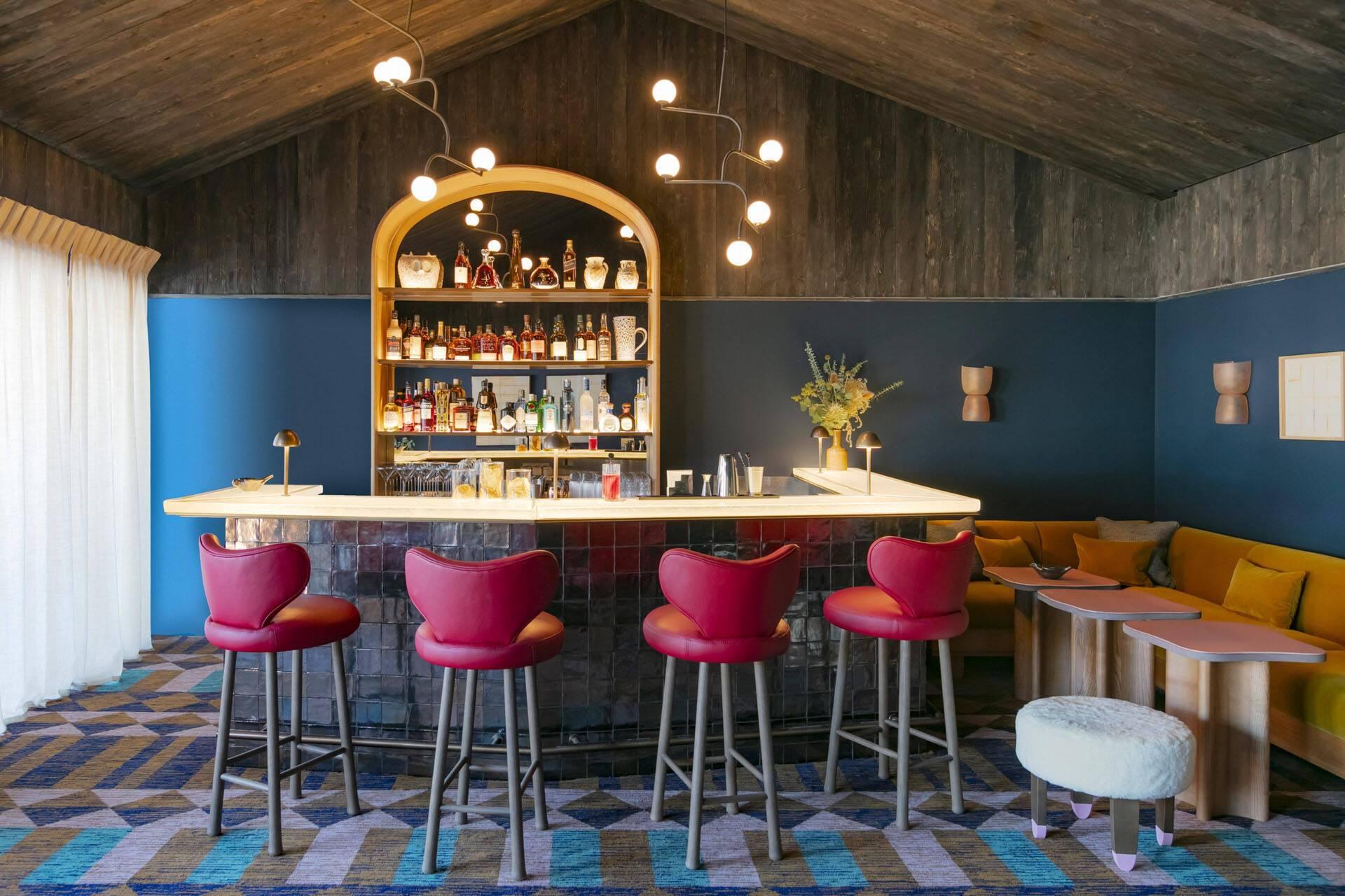 Le Coucou Meribel Jerome Galland Bar