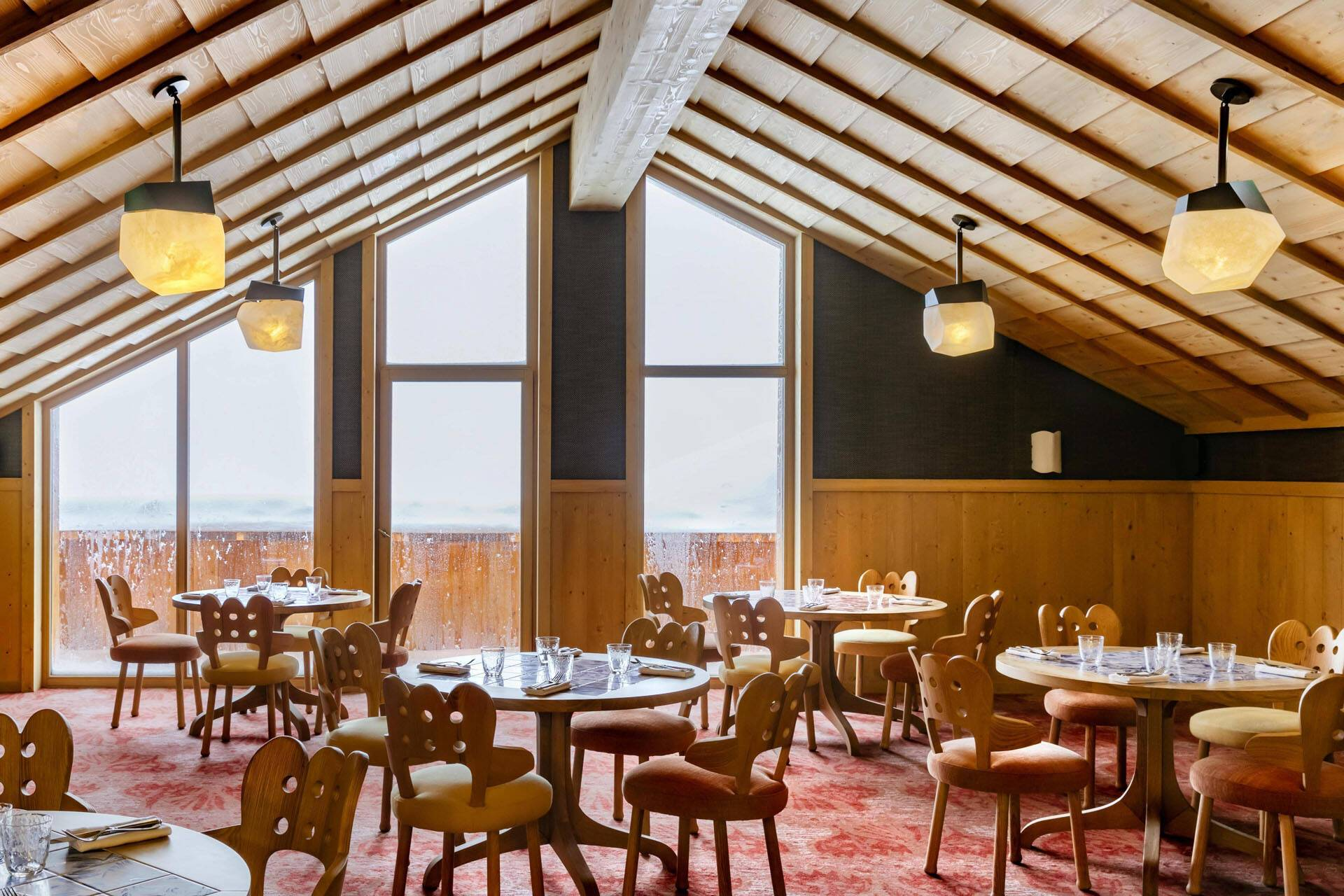 Le Coucou Meribel Jerome Galland Restaurant