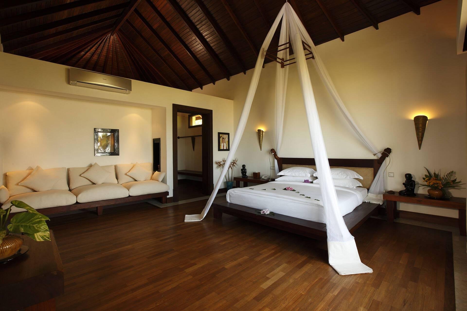 Circuit Myanmar Ngapali Bay Villa Chambre