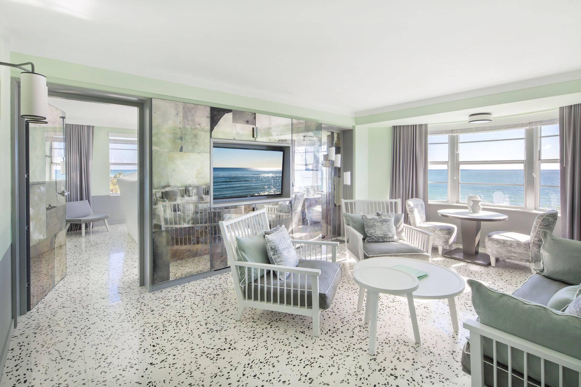 Miami COMO Metropolitan Suite Vue