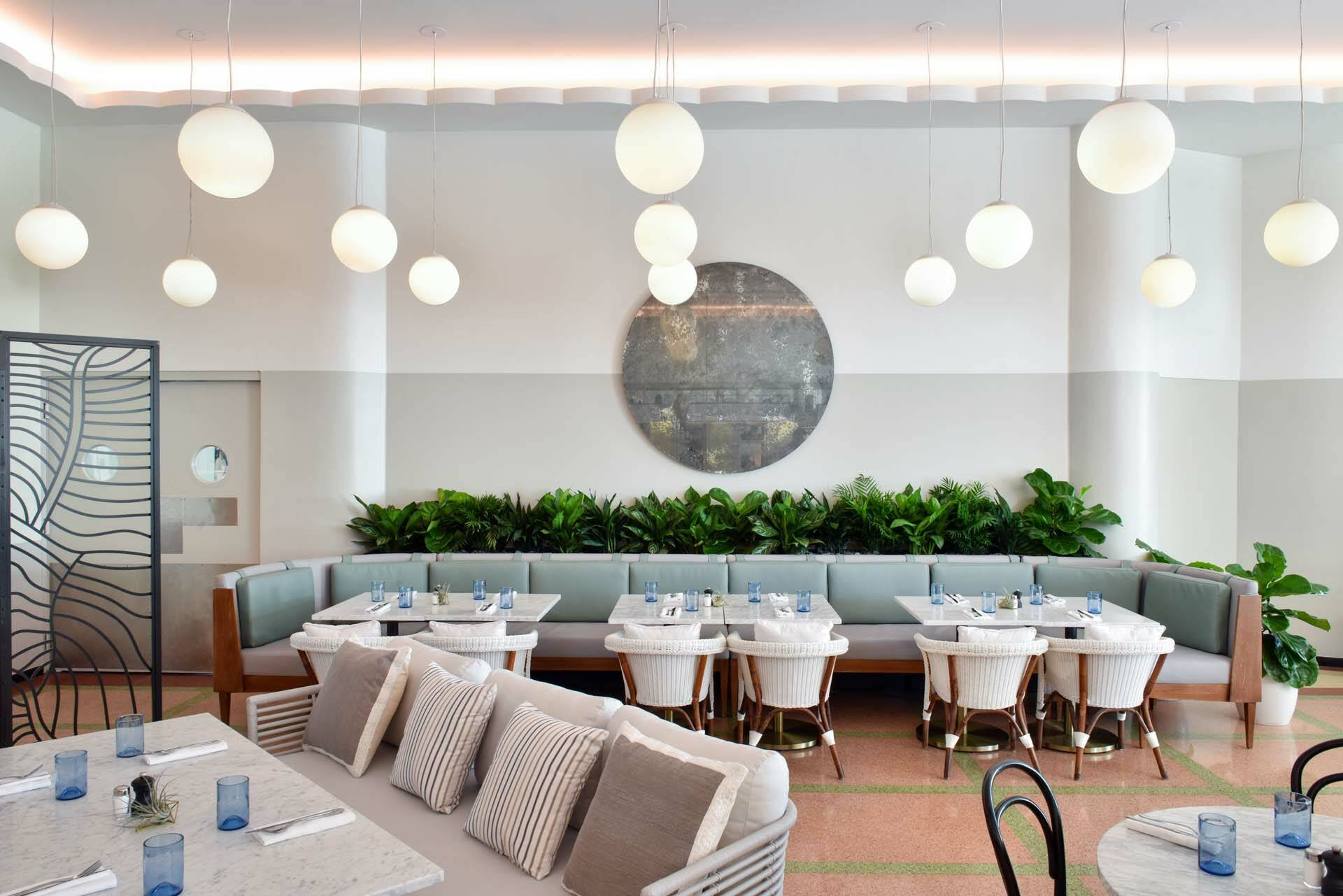 Miami COMO Metropolitan restaurant