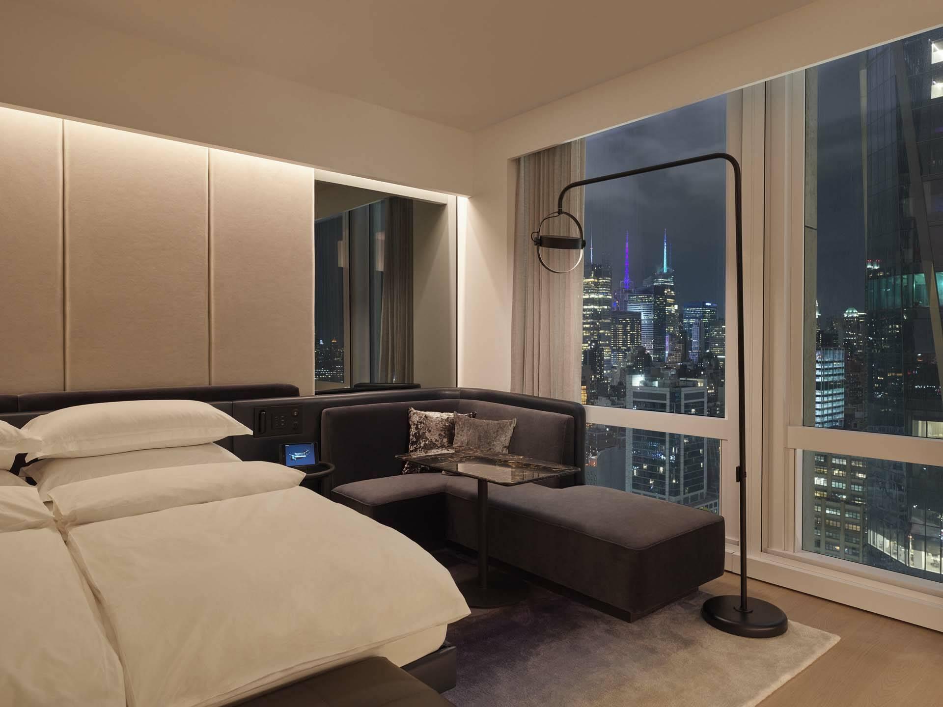 New York Equinox Hudson Yards Deluxe