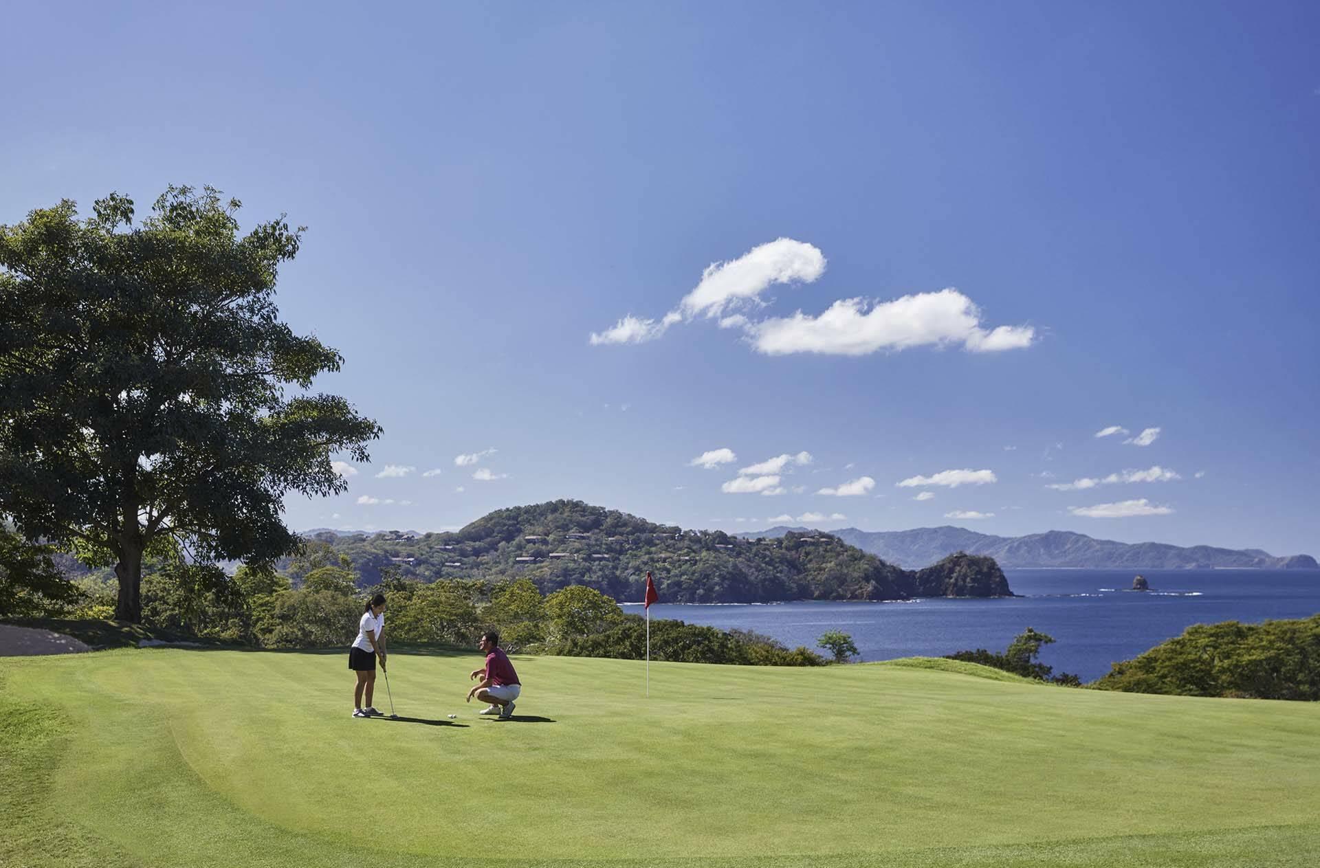 Costa Rica Four Seasons Papagayo golf