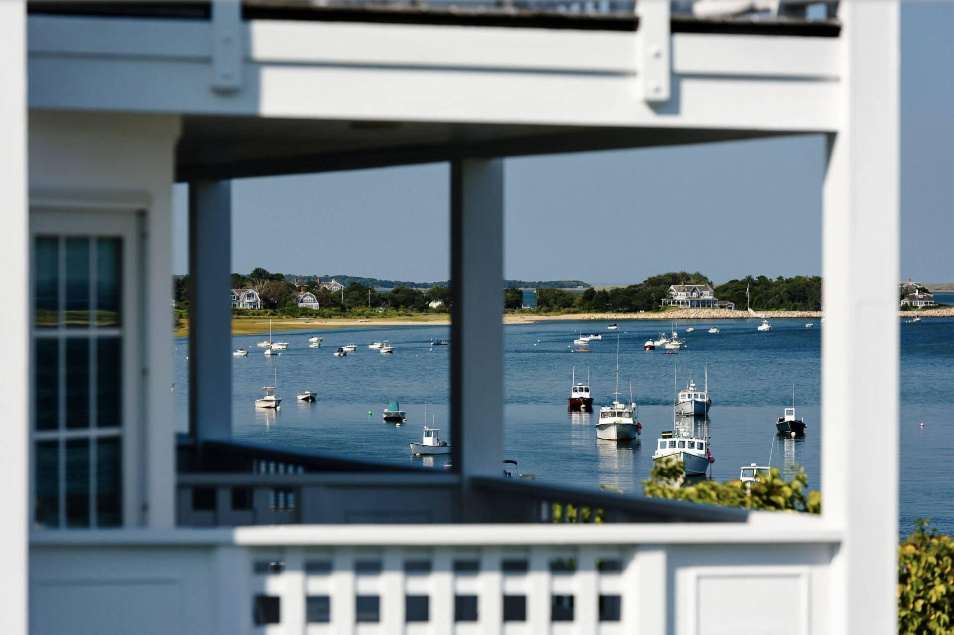 Nouvelle Angleterre Chatham bars inn Vue Cape Cod