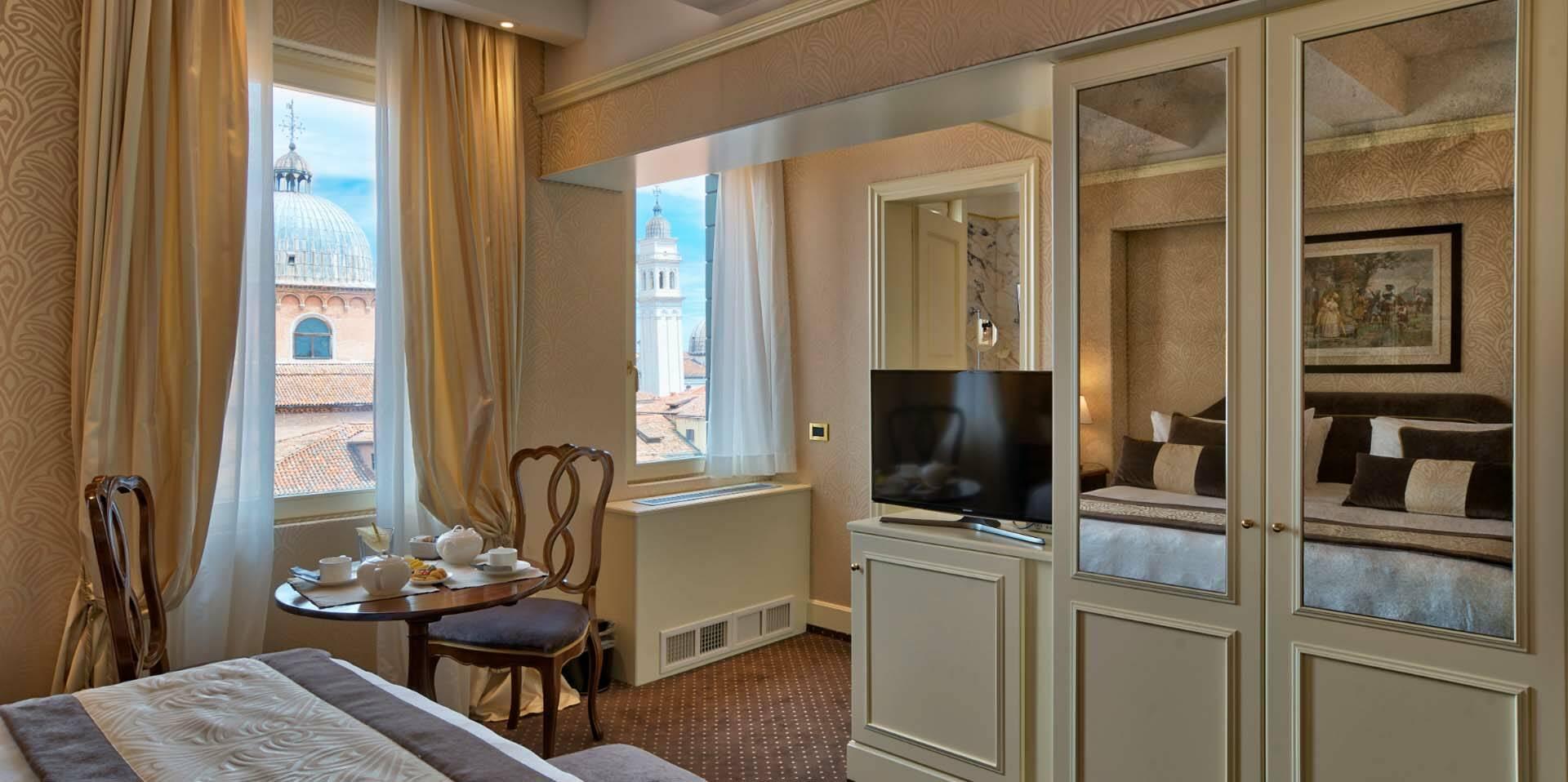 Venise Londra Palace suite