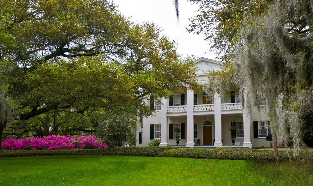 Louisiane Monmouth Historic Inn Natchez